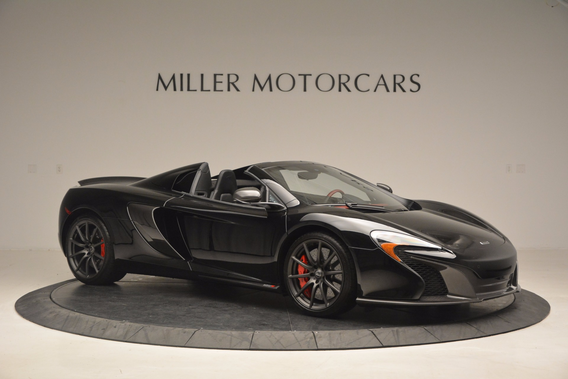 Used 2016 McLaren 650S Spider  For Sale In Greenwich, CT. Alfa Romeo of Greenwich, 3095 1103_p10
