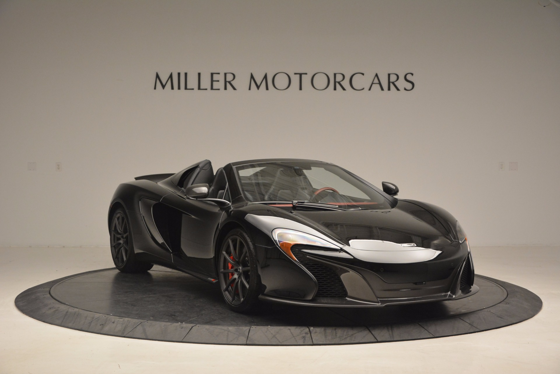 Used 2016 McLaren 650S Spider  For Sale In Greenwich, CT. Alfa Romeo of Greenwich, 3095 1103_p11