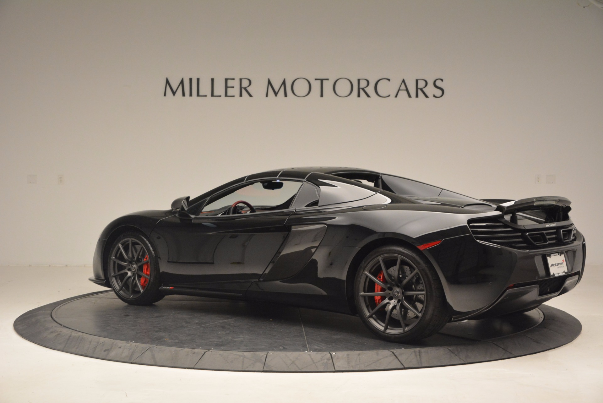 Used 2016 McLaren 650S Spider  For Sale In Greenwich, CT. Alfa Romeo of Greenwich, 3095 1103_p15
