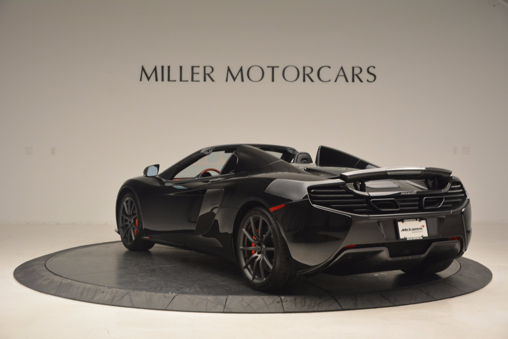 Used 2016 McLaren 650S Spider  For Sale In Greenwich, CT. Alfa Romeo of Greenwich, 3095 1103_p5