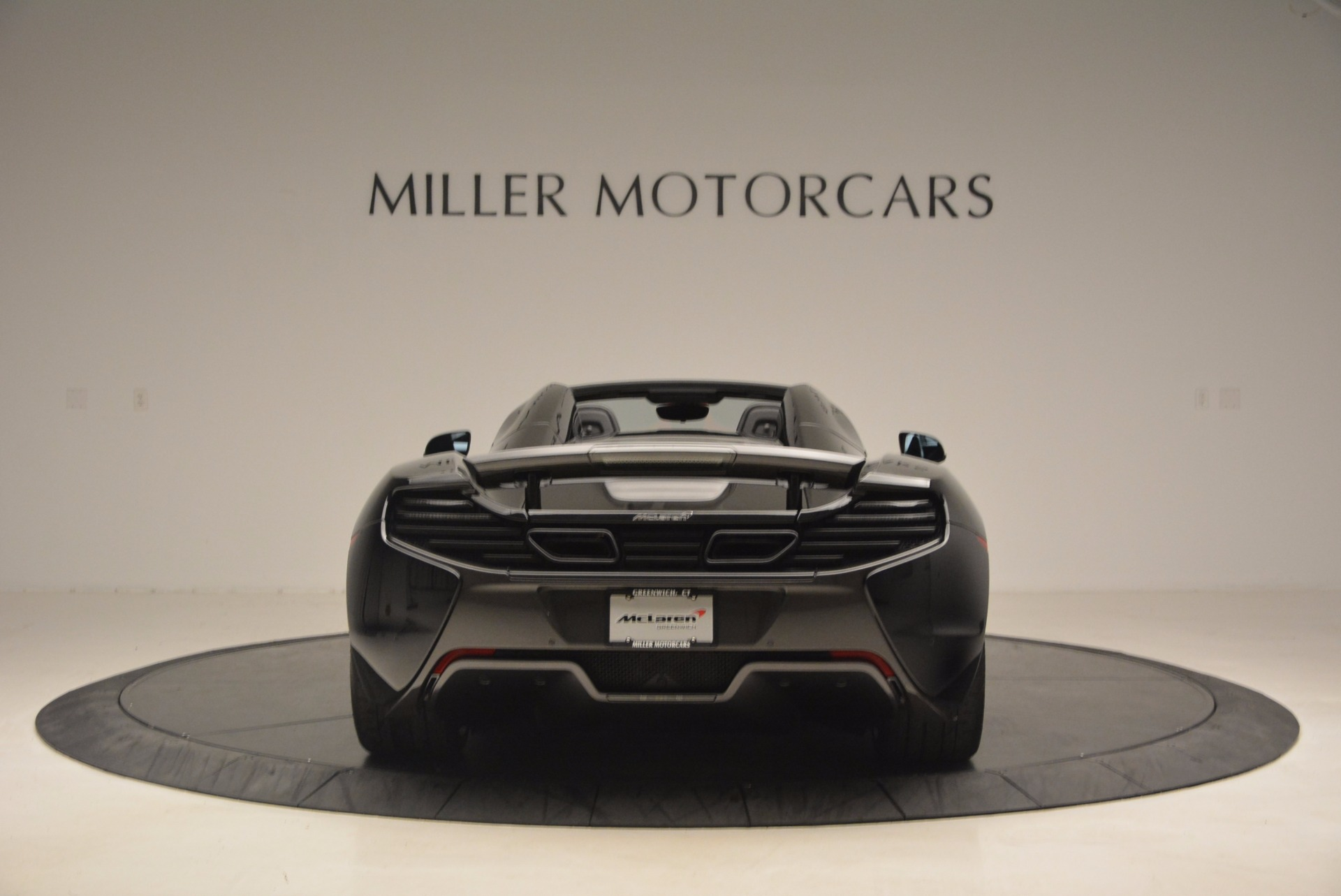 Used 2016 McLaren 650S Spider  For Sale In Greenwich, CT. Alfa Romeo of Greenwich, 3095 1103_p6