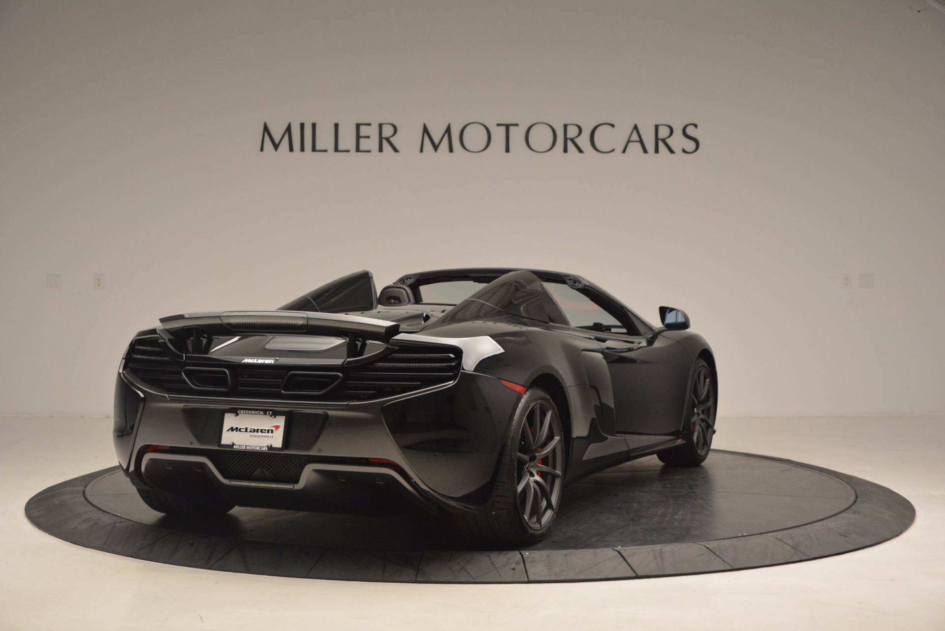 Used 2016 McLaren 650S Spider  For Sale In Greenwich, CT. Alfa Romeo of Greenwich, 3095 1103_p7