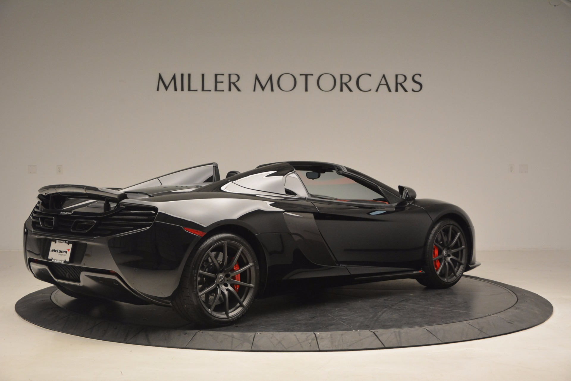 Used 2016 McLaren 650S Spider  For Sale In Greenwich, CT. Alfa Romeo of Greenwich, 3095 1103_p8