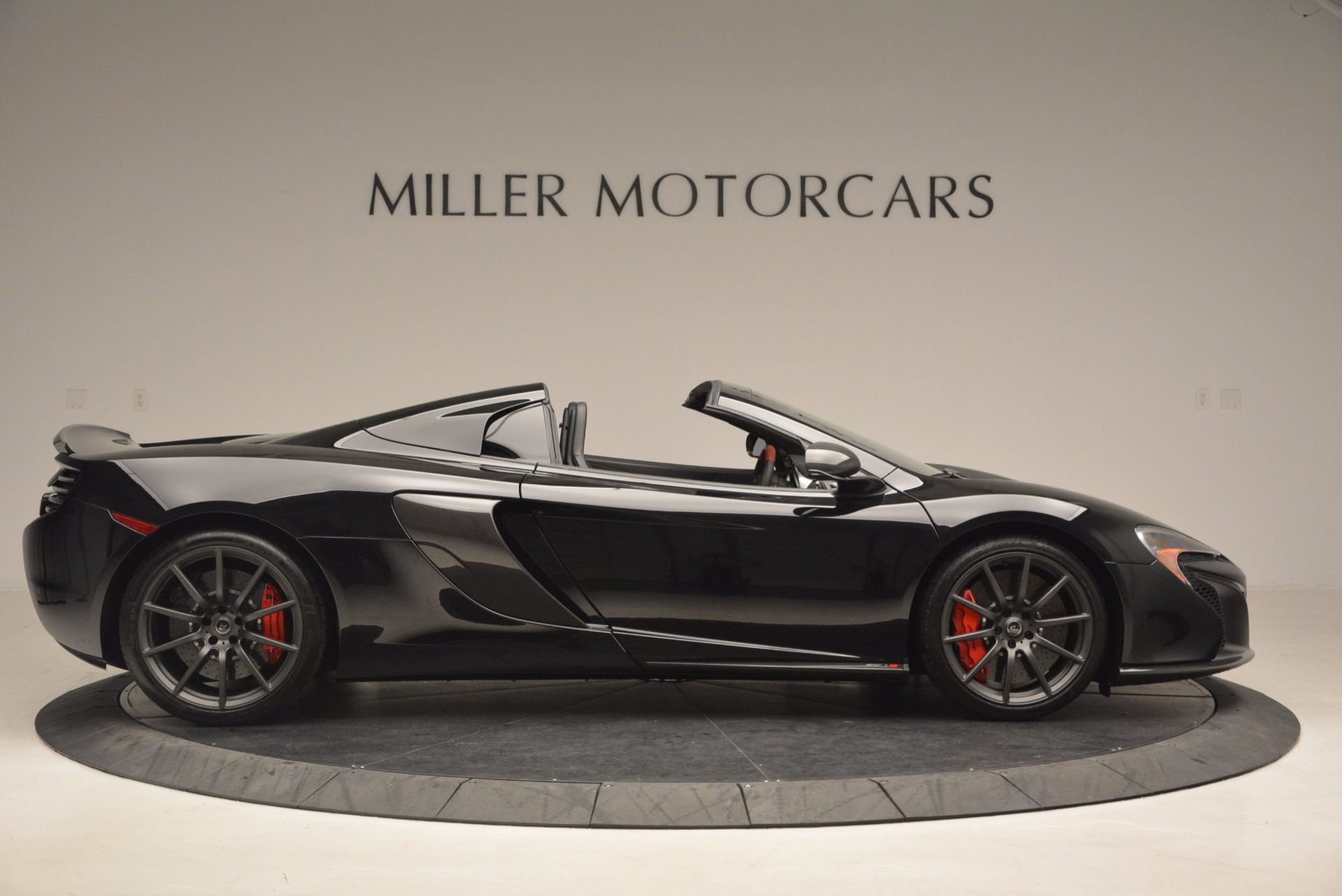 Used 2016 McLaren 650S Spider  For Sale In Greenwich, CT. Alfa Romeo of Greenwich, 3095 1103_p9