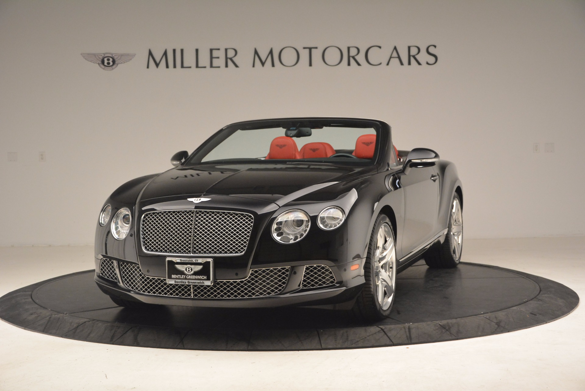 Used 2012 Bentley Continental GT W12 Convertible For Sale In Greenwich, CT. Alfa Romeo of Greenwich, 7188 1104_main