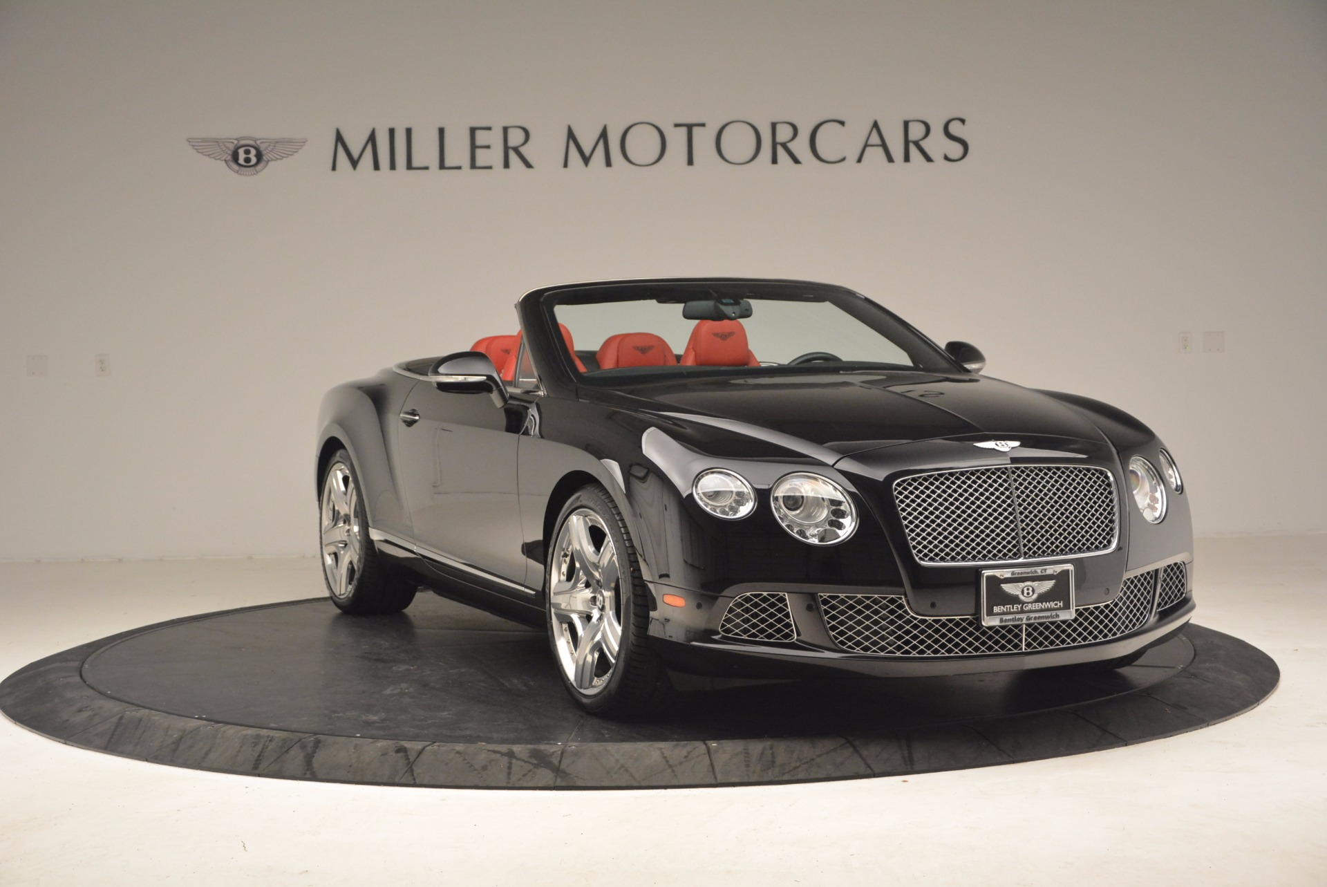 Used 2012 Bentley Continental GT W12 Convertible For Sale In Greenwich, CT. Alfa Romeo of Greenwich, 7188 1104_p11