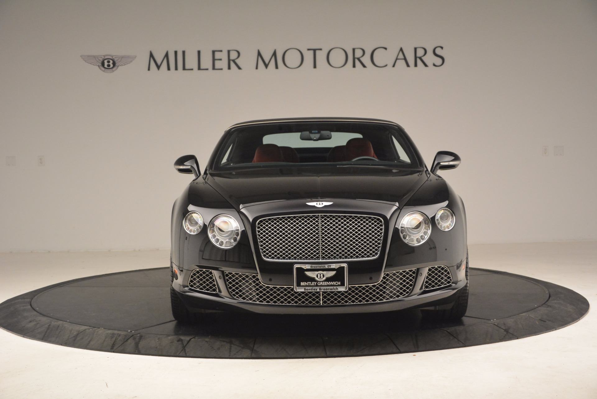 Used 2012 Bentley Continental GT W12 Convertible For Sale In Greenwich, CT. Alfa Romeo of Greenwich, 7188 1104_p13