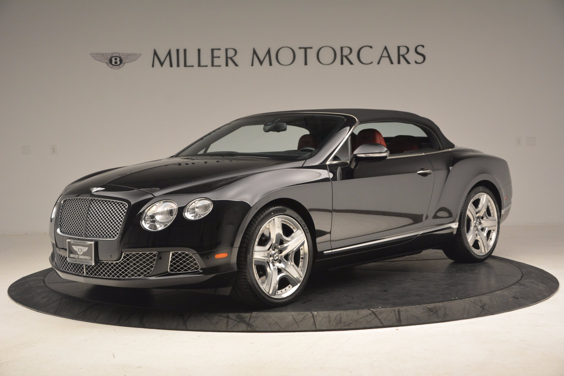 Used 2012 Bentley Continental GT W12 Convertible For Sale In Greenwich, CT. Alfa Romeo of Greenwich, 7188 1104_p15