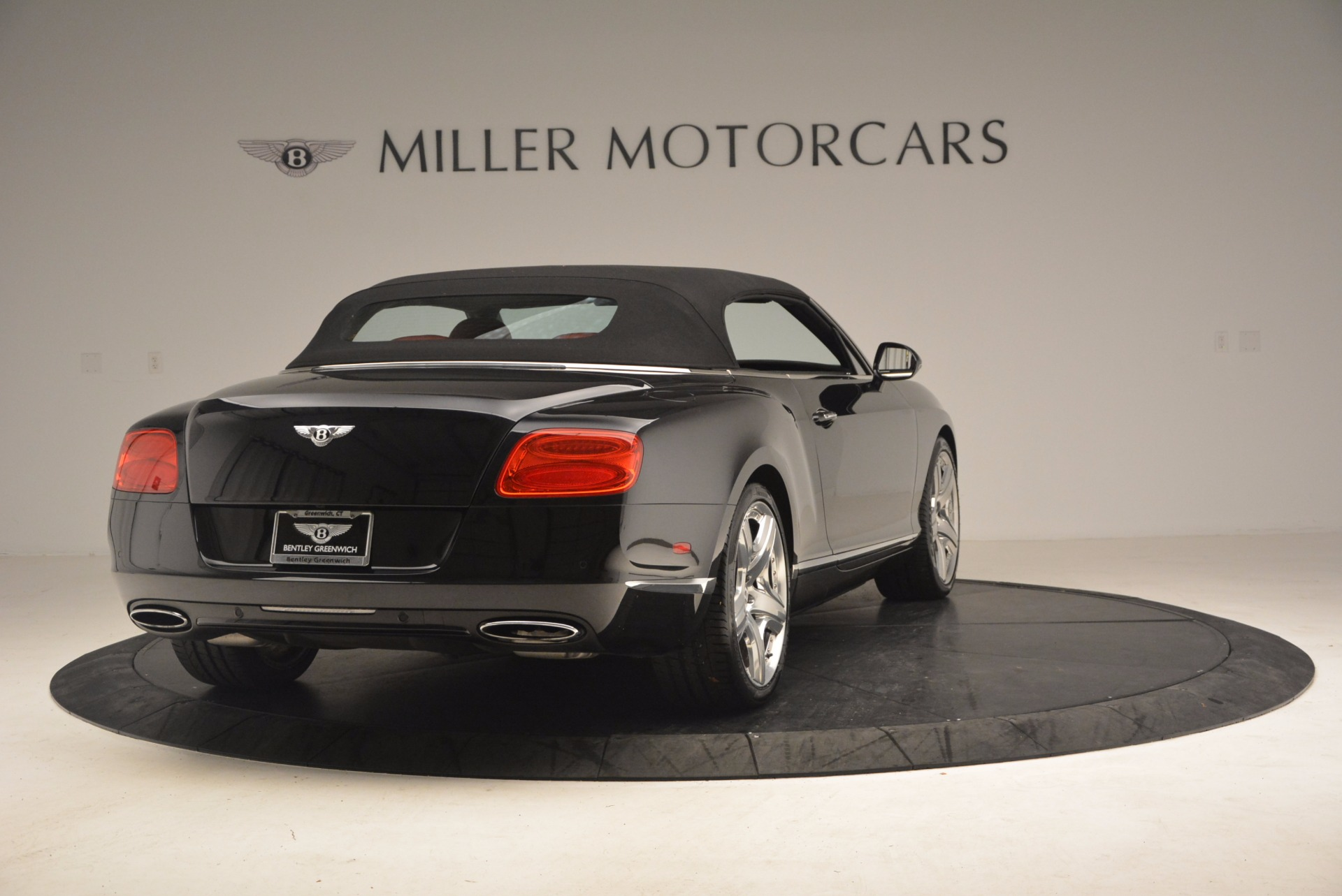 Used 2012 Bentley Continental GT W12 Convertible For Sale In Greenwich, CT. Alfa Romeo of Greenwich, 7188 1104_p20