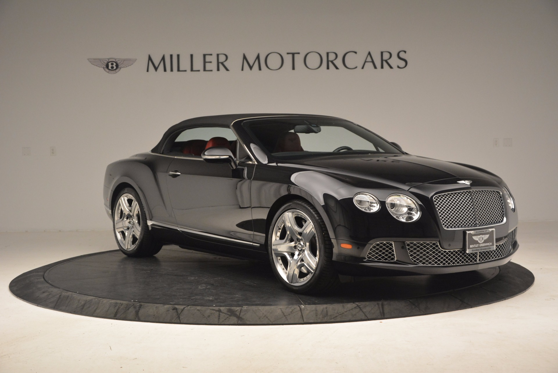 Used 2012 Bentley Continental GT W12 Convertible For Sale In Greenwich, CT. Alfa Romeo of Greenwich, 7188 1104_p23
