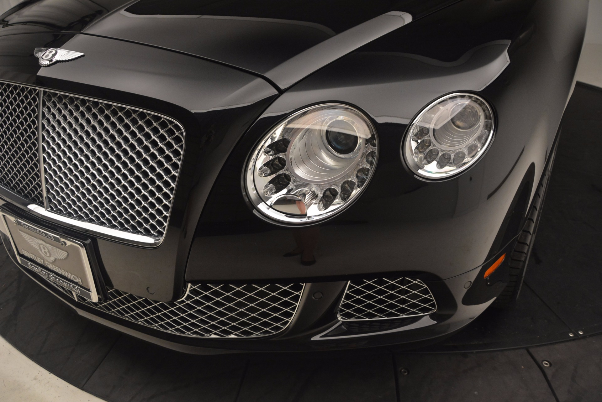 Used 2012 Bentley Continental GT W12 Convertible For Sale In Greenwich, CT. Alfa Romeo of Greenwich, 7188 1104_p27