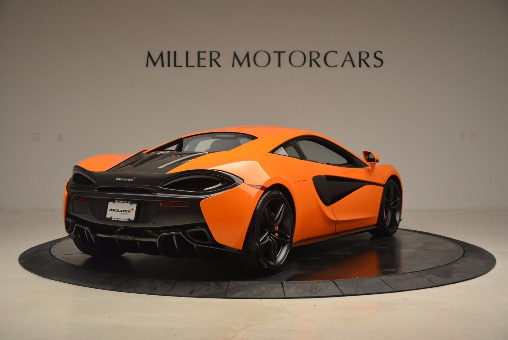 New 2017 McLaren 570S  For Sale In Greenwich, CT. Alfa Romeo of Greenwich, MC294 1105_p7