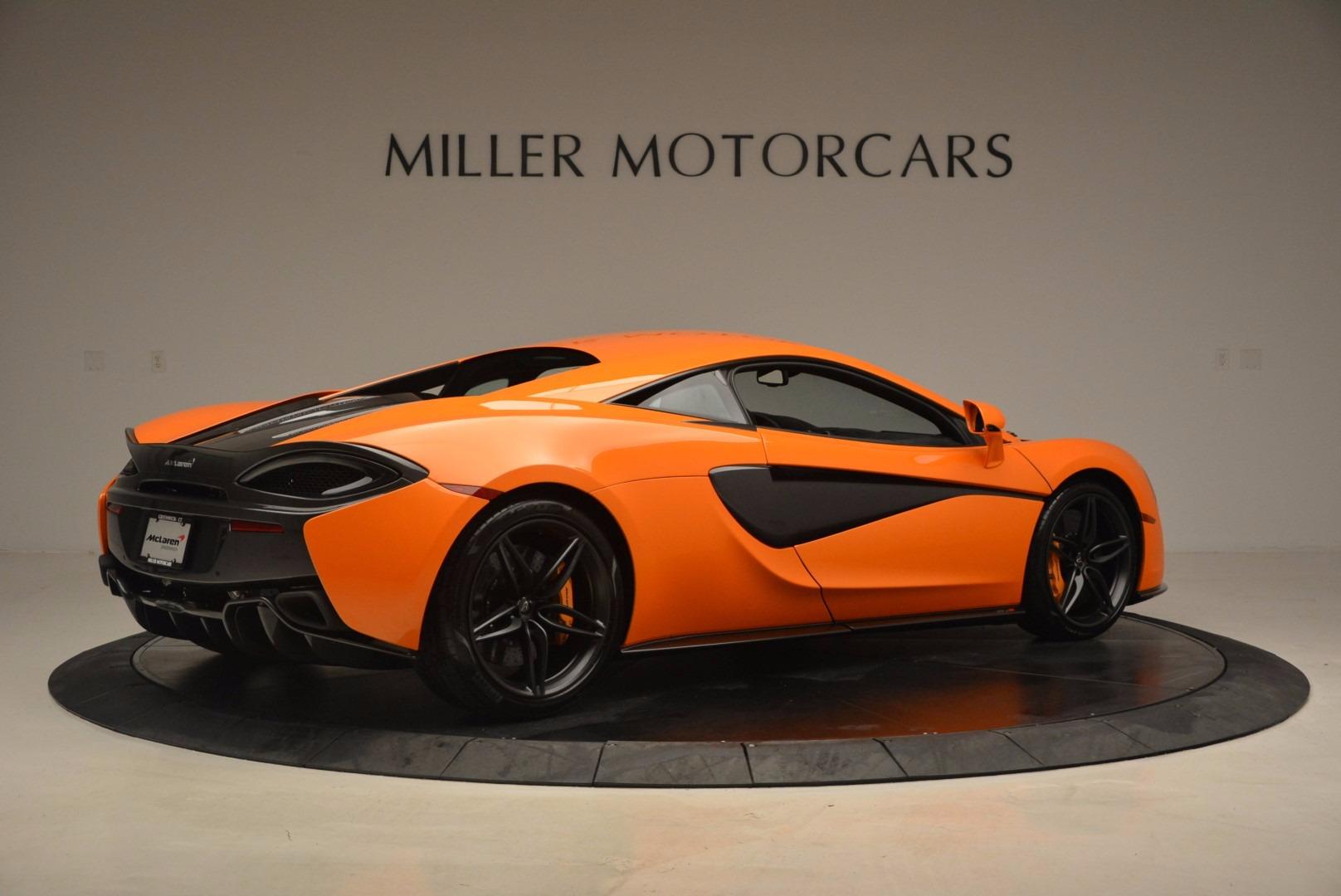 New 2017 McLaren 570S  For Sale In Greenwich, CT. Alfa Romeo of Greenwich, MC294 1105_p8
