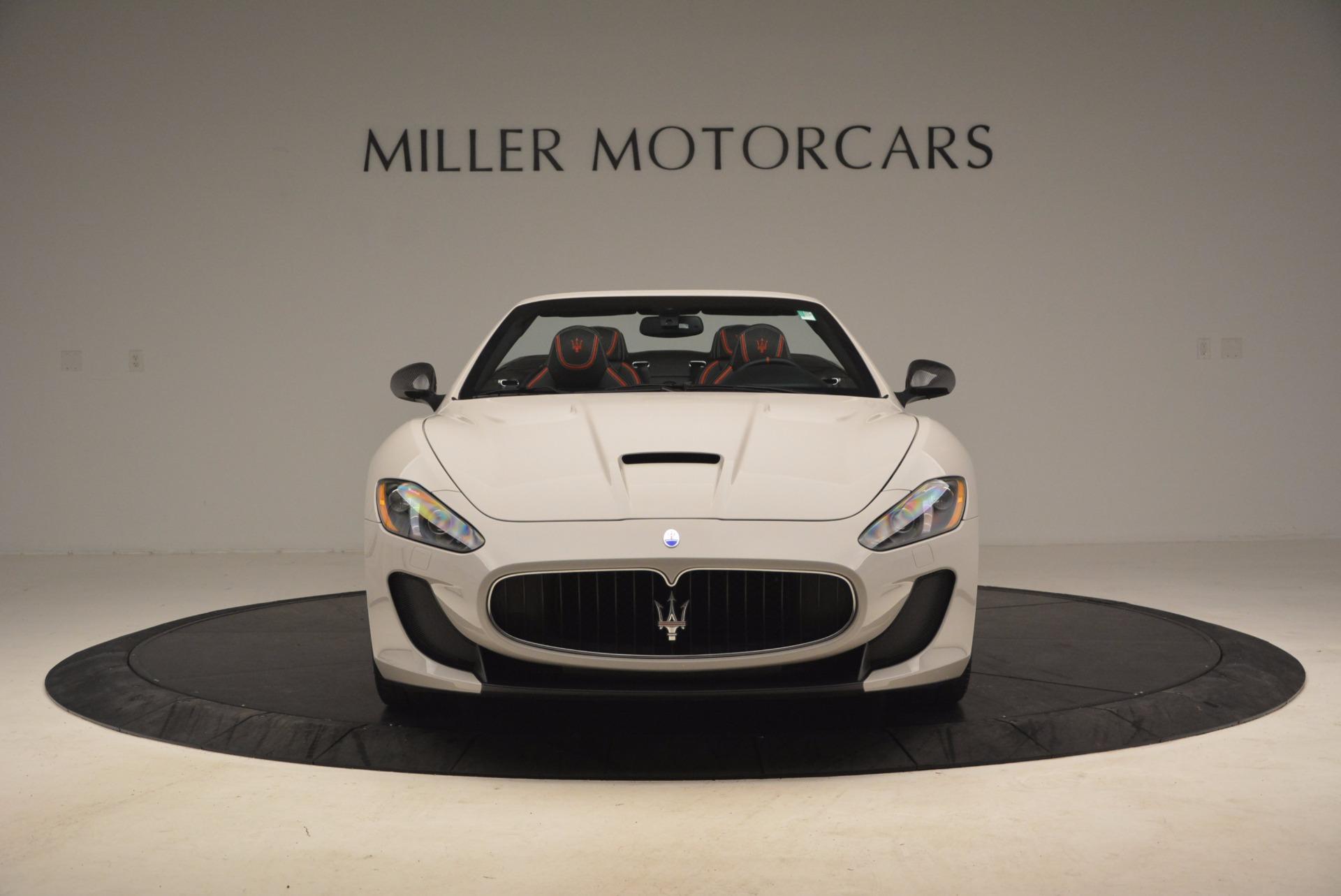 Used 2015 Maserati GranTurismo MC Centennial For Sale In Greenwich, CT. Alfa Romeo of Greenwich, 7187 1107_p12