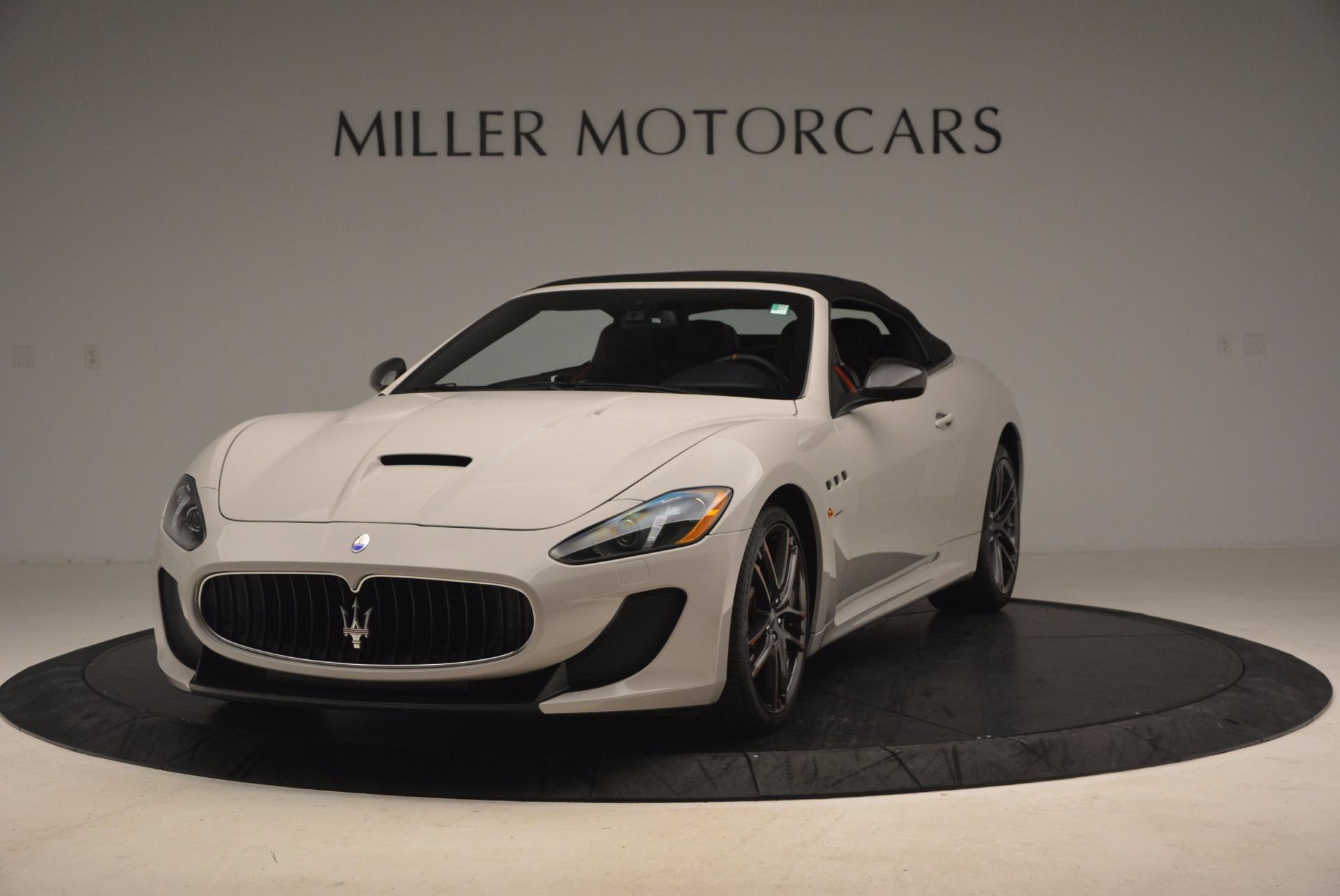 Used 2015 Maserati GranTurismo MC Centennial For Sale In Greenwich, CT. Alfa Romeo of Greenwich, 7187 1107_p13