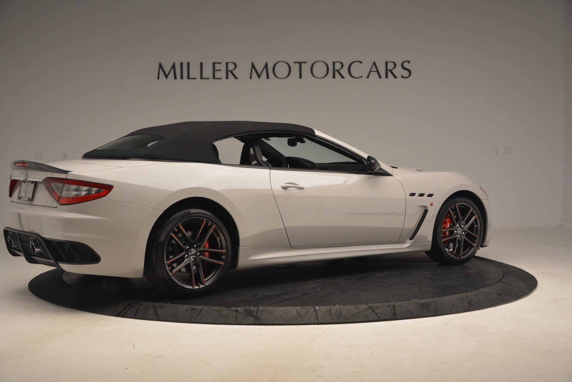 Used 2015 Maserati GranTurismo MC Centennial For Sale In Greenwich, CT. Alfa Romeo of Greenwich, 7187 1107_p20
