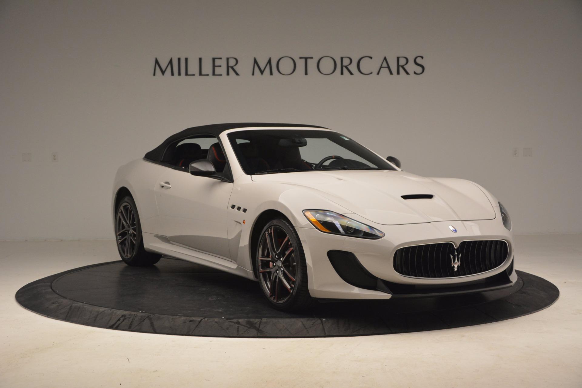 Used 2015 Maserati GranTurismo MC Centennial For Sale In Greenwich, CT. Alfa Romeo of Greenwich, 7187 1107_p23