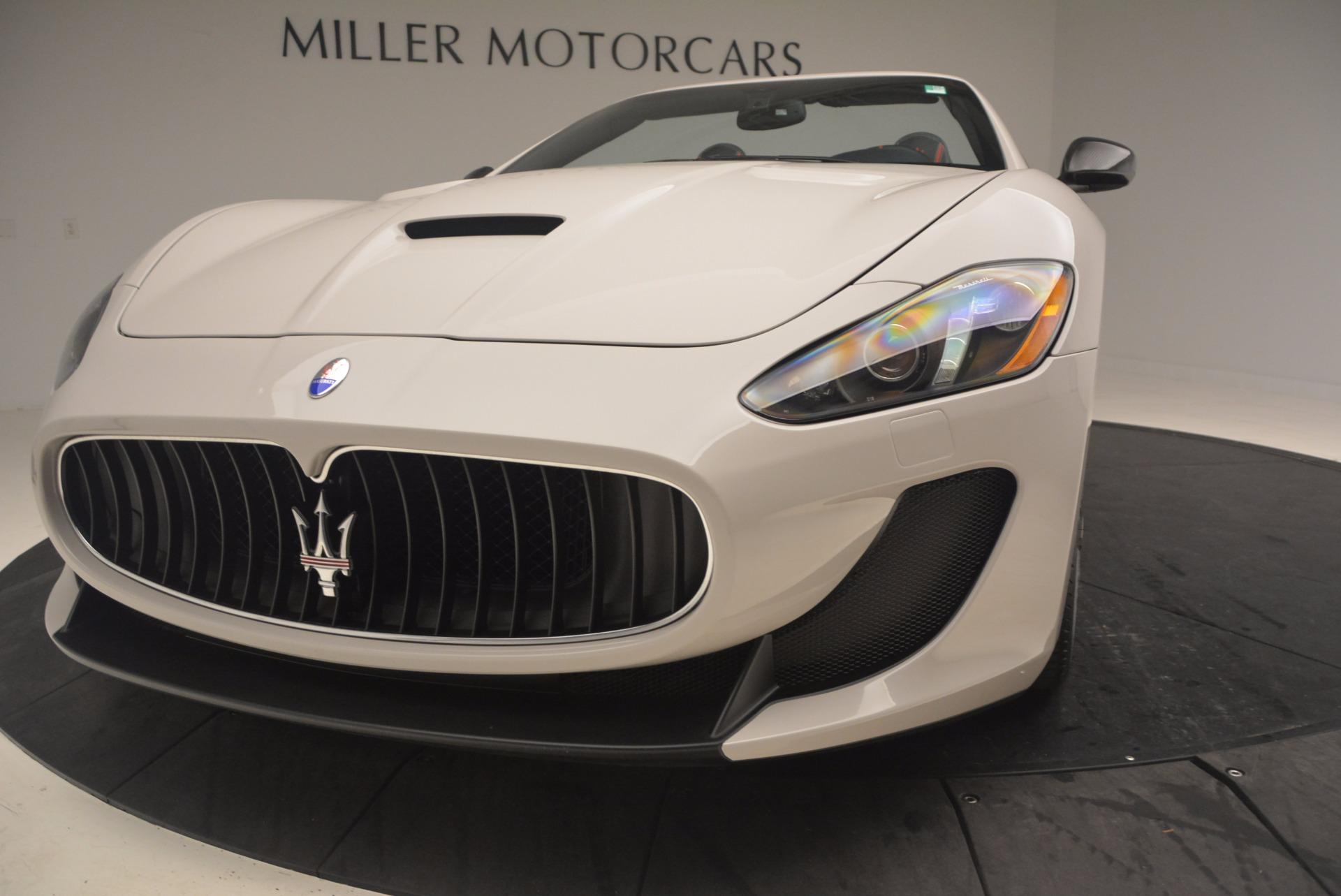 Used 2015 Maserati GranTurismo MC Centennial For Sale In Greenwich, CT. Alfa Romeo of Greenwich, 7187 1107_p25