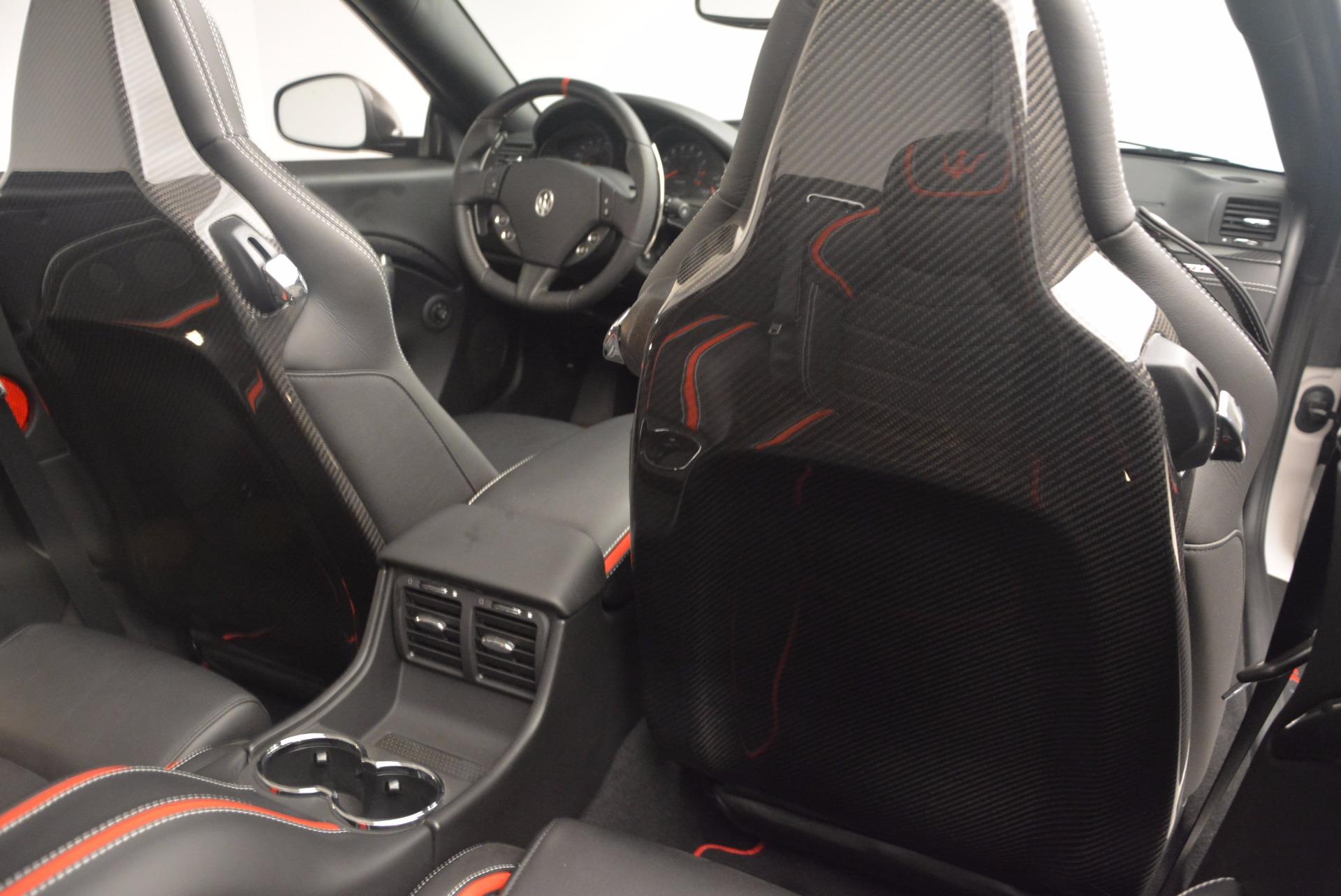 Used 2015 Maserati GranTurismo MC Centennial For Sale In Greenwich, CT. Alfa Romeo of Greenwich, 7187 1107_p34