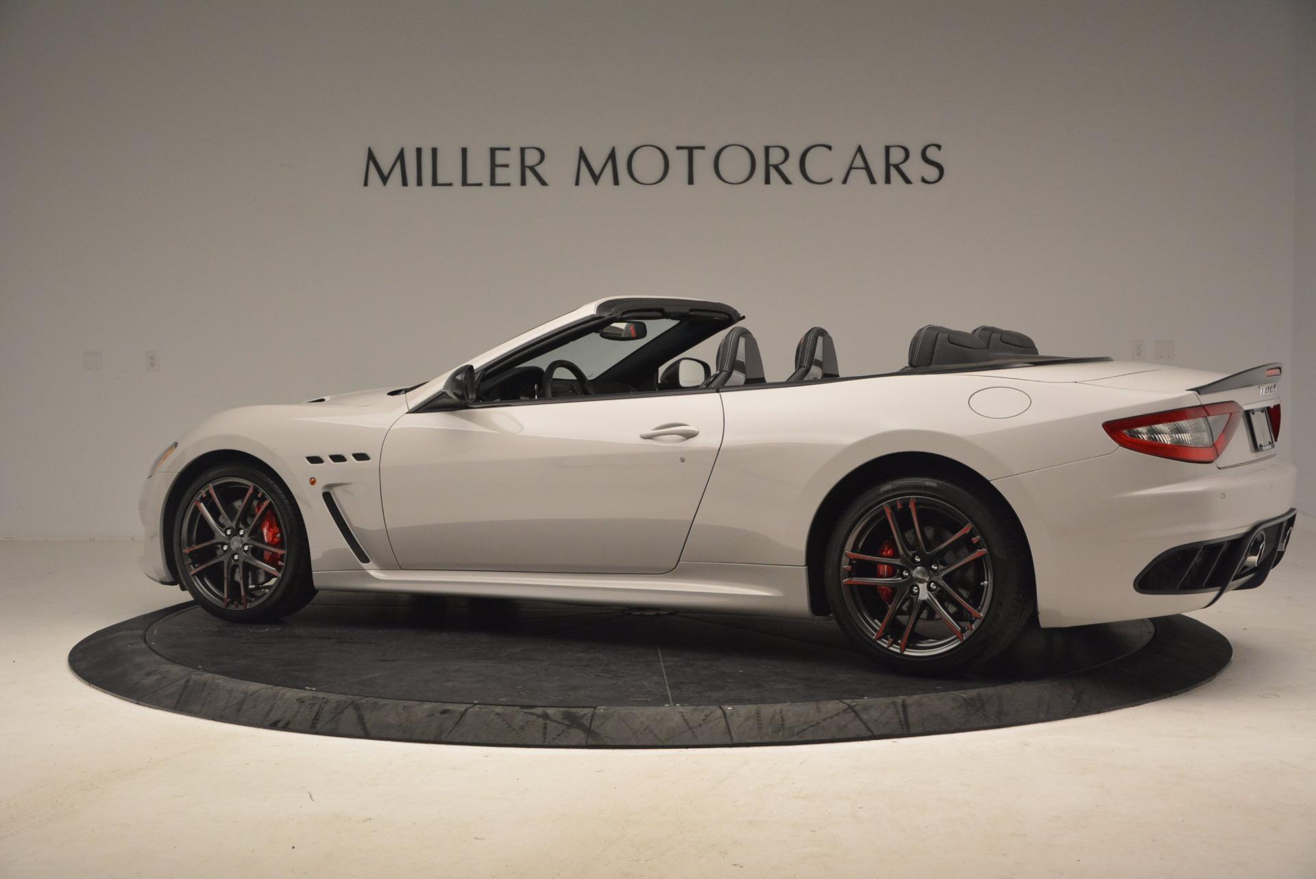 Used 2015 Maserati GranTurismo MC Centennial For Sale In Greenwich, CT. Alfa Romeo of Greenwich, 7187 1107_p4
