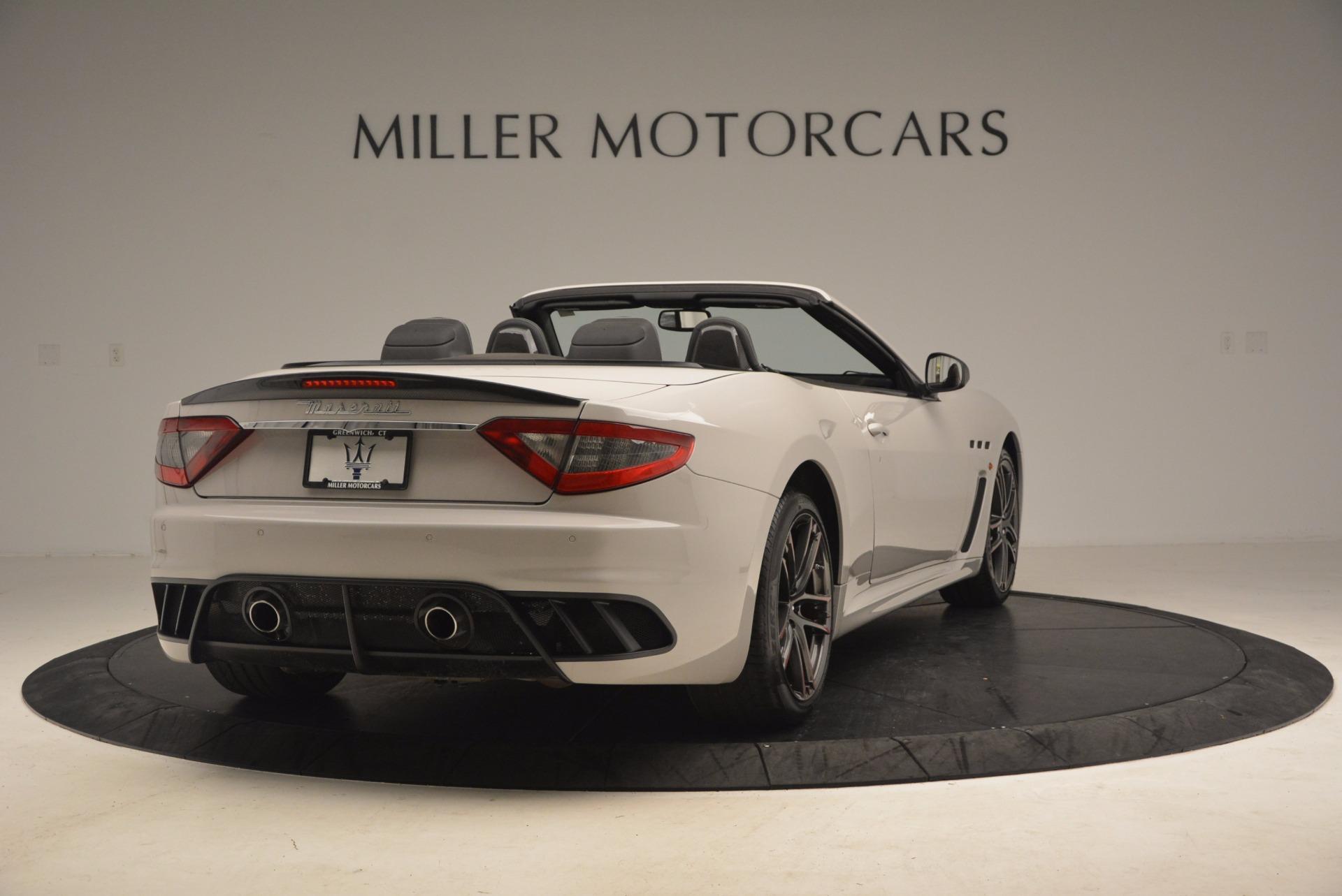 Used 2015 Maserati GranTurismo MC Centennial For Sale In Greenwich, CT. Alfa Romeo of Greenwich, 7187 1107_p7