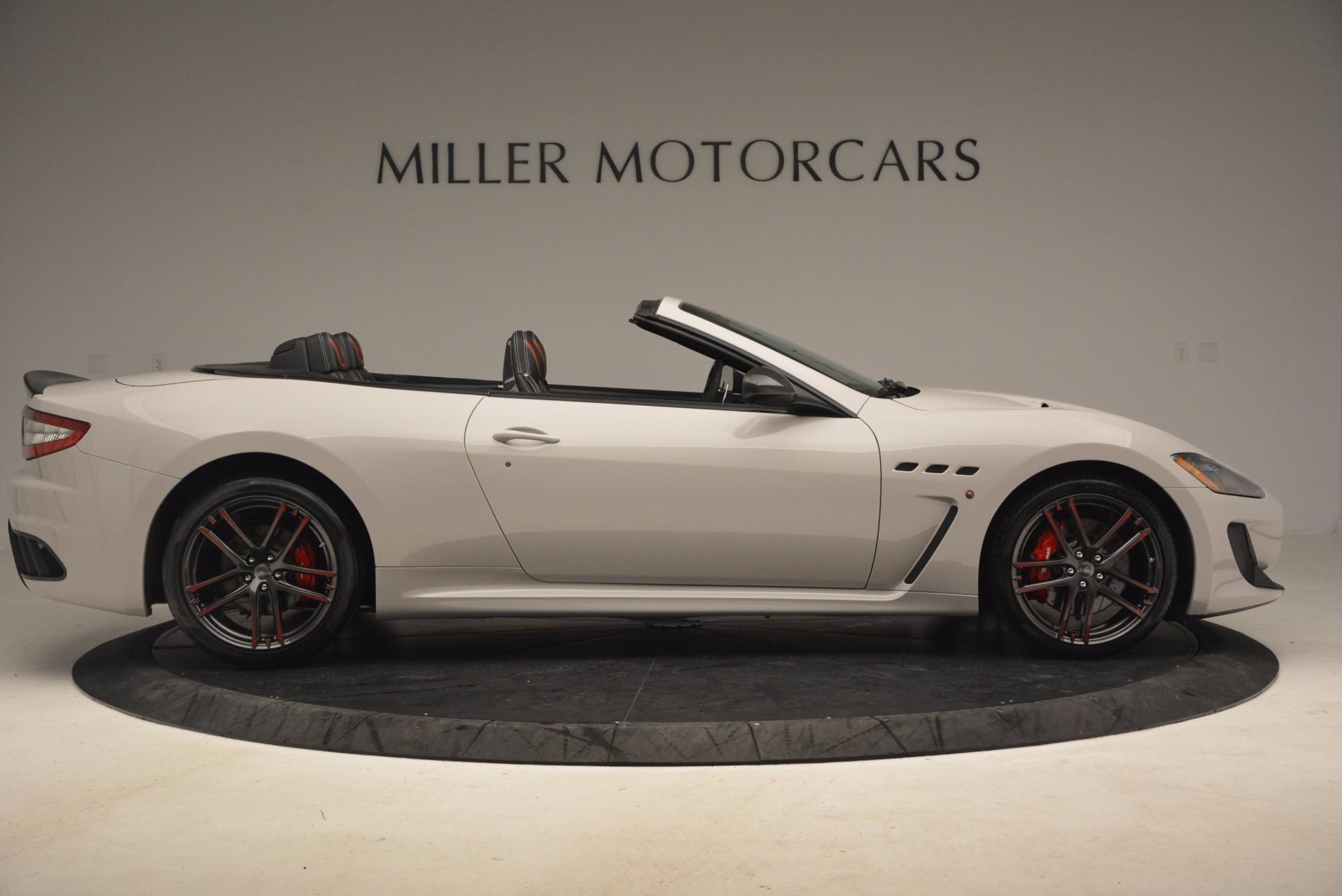 Used 2015 Maserati GranTurismo MC Centennial For Sale In Greenwich, CT. Alfa Romeo of Greenwich, 7187 1107_p9