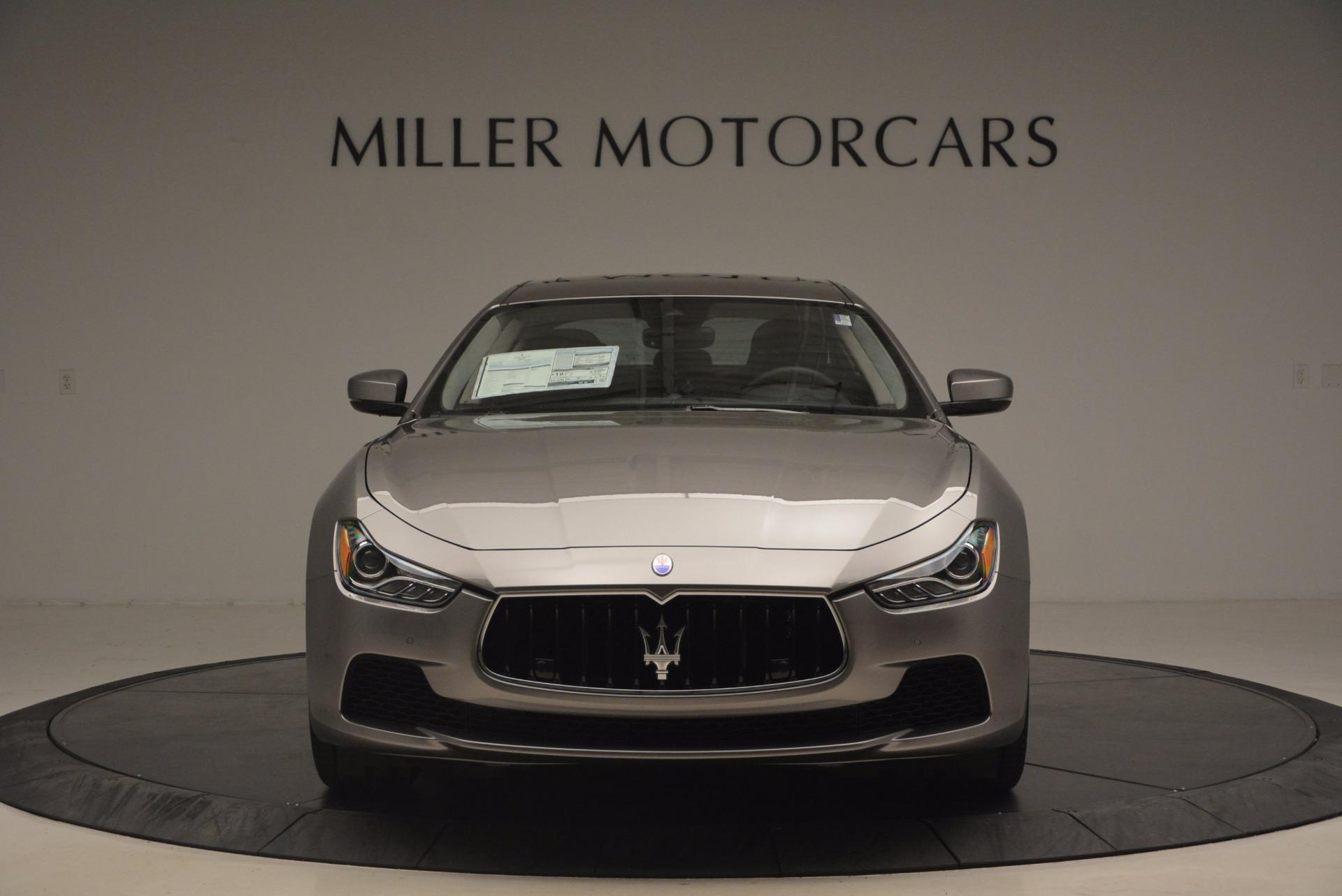 New 2017 Maserati Ghibli SQ4 For Sale In Greenwich, CT. Alfa Romeo of Greenwich, M1855 1109_p12