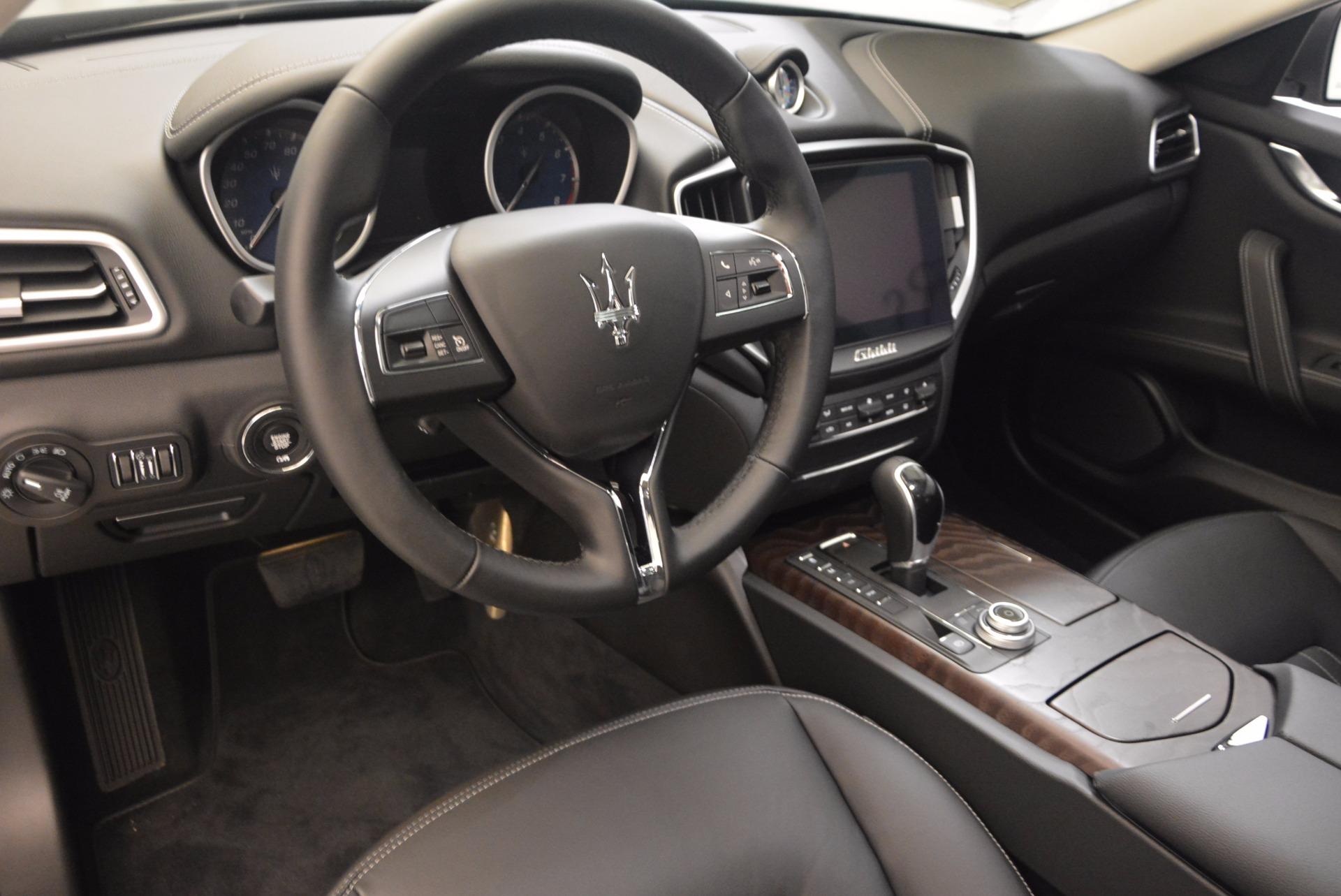 New 2017 Maserati Ghibli SQ4 For Sale In Greenwich, CT. Alfa Romeo of Greenwich, M1855 1109_p13