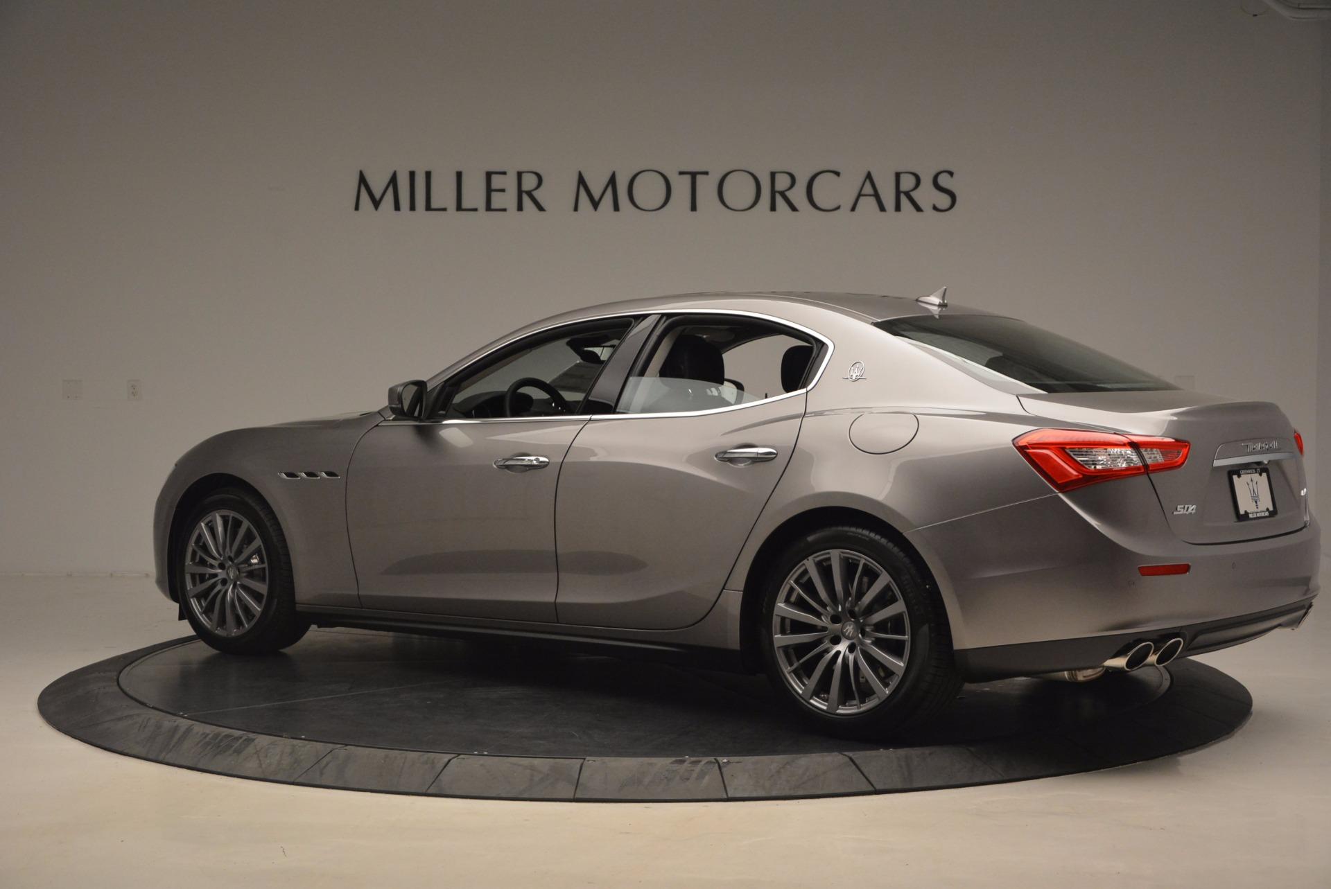 New 2017 Maserati Ghibli SQ4 For Sale In Greenwich, CT. Alfa Romeo of Greenwich, M1855 1109_p4