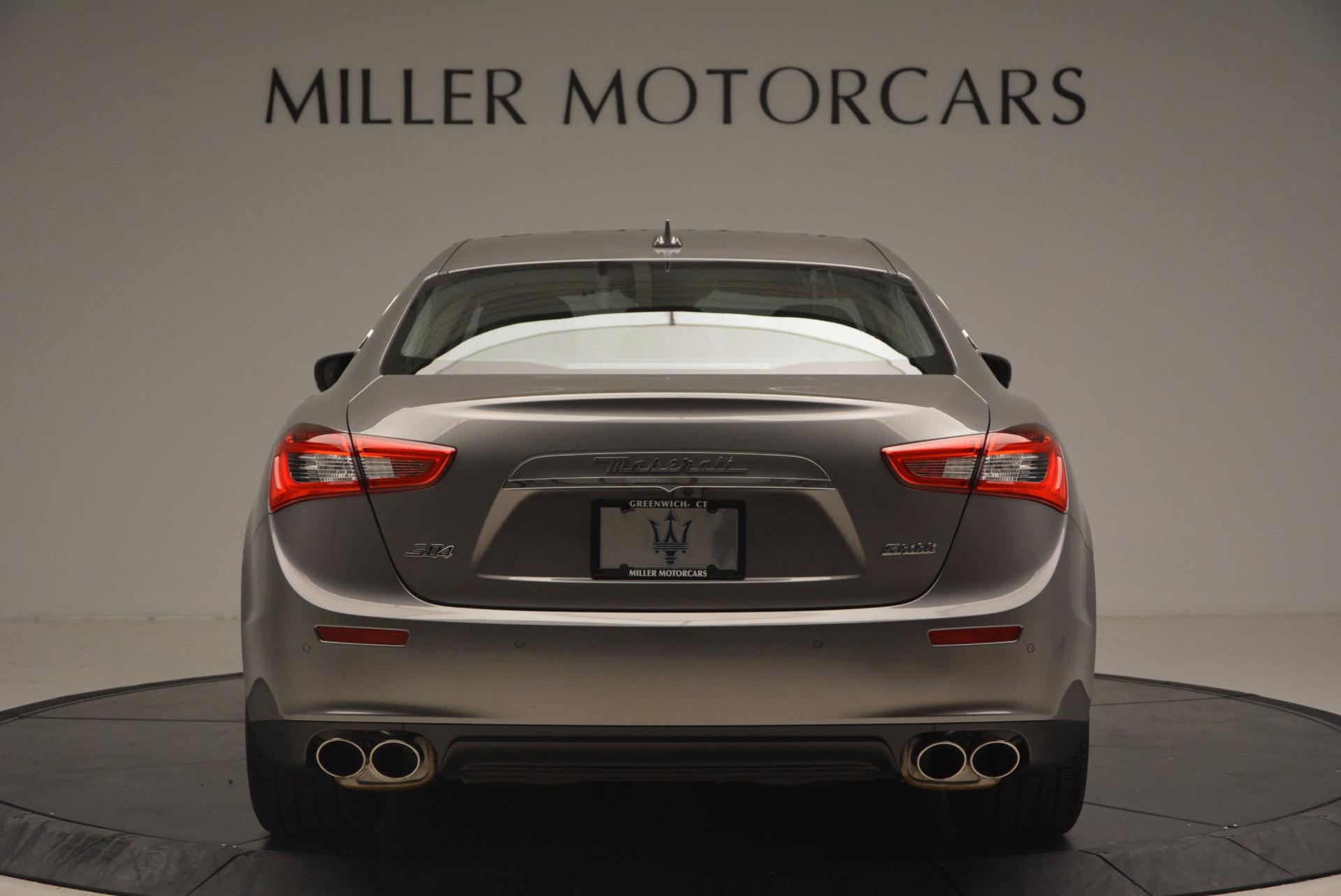 New 2017 Maserati Ghibli SQ4 For Sale In Greenwich, CT. Alfa Romeo of Greenwich, M1855 1109_p6