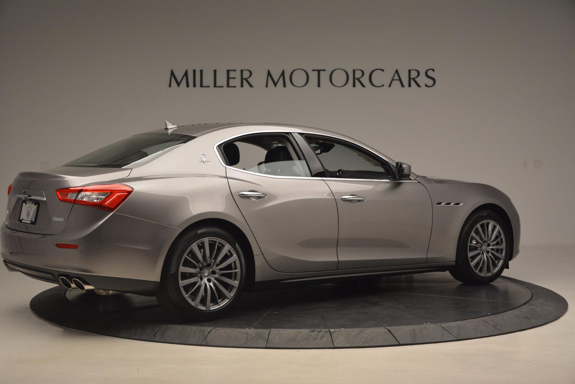 New 2017 Maserati Ghibli SQ4 For Sale In Greenwich, CT. Alfa Romeo of Greenwich, M1855 1109_p8