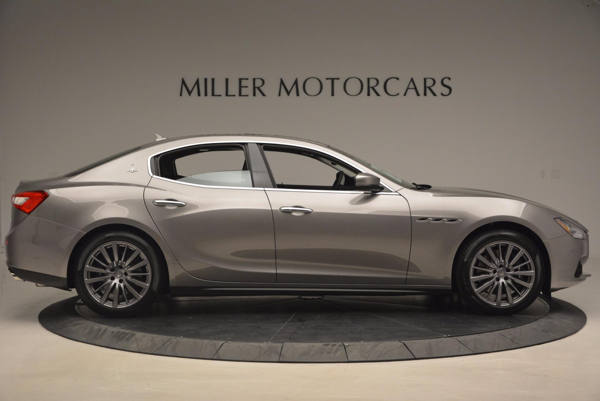 New 2017 Maserati Ghibli SQ4 For Sale In Greenwich, CT. Alfa Romeo of Greenwich, M1855 1109_p9