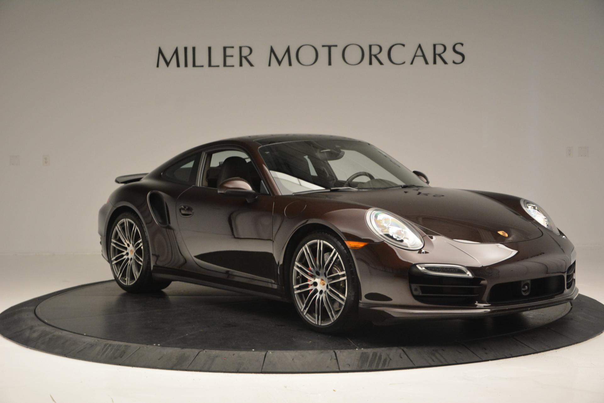 Used 2014 Porsche 911 Turbo For Sale In Greenwich, CT. Alfa Romeo of Greenwich, 7026 111_p14