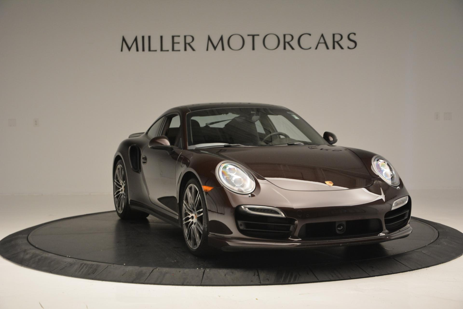 Used 2014 Porsche 911 Turbo For Sale In Greenwich, CT. Alfa Romeo of Greenwich, 7026 111_p15