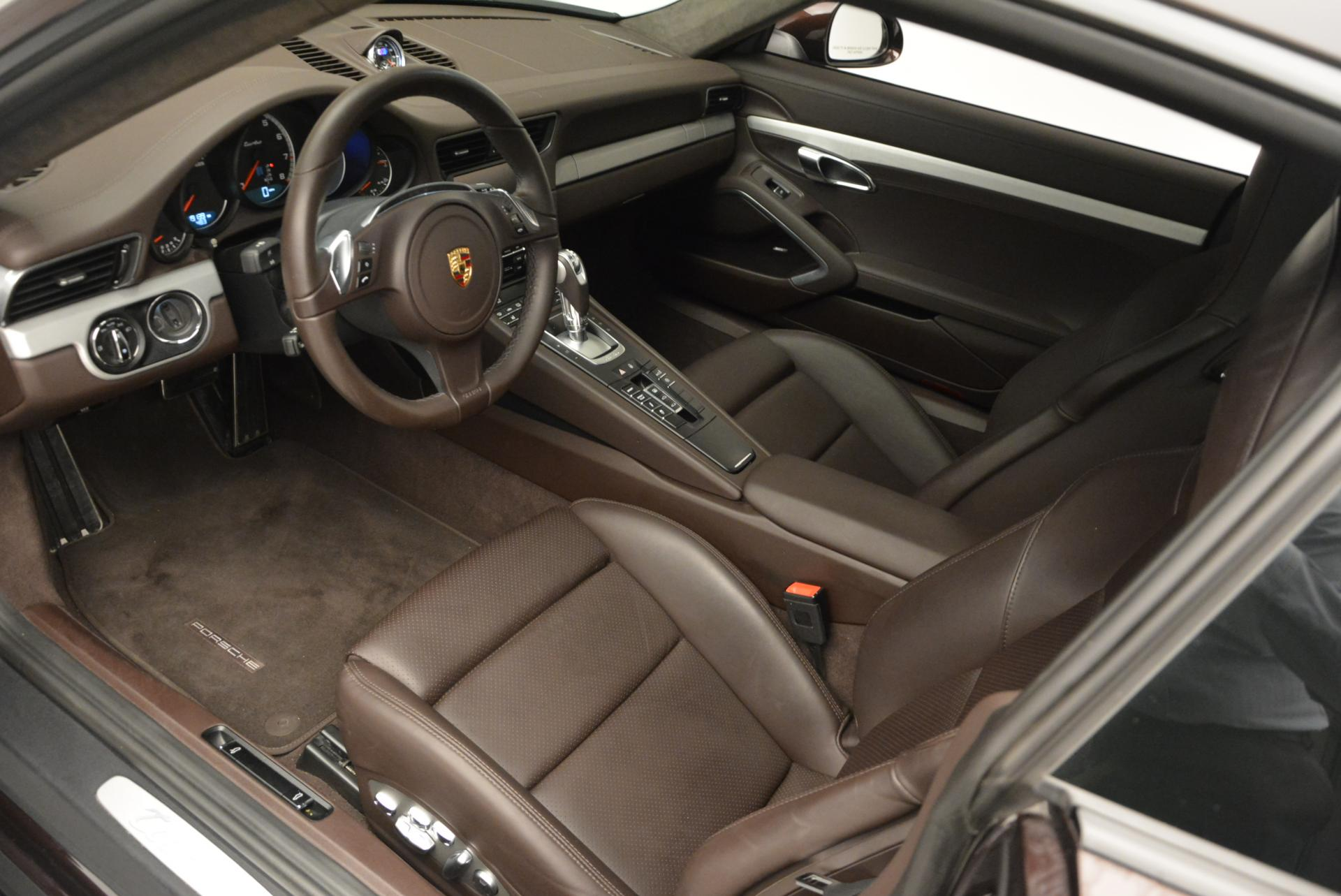 Used 2014 Porsche 911 Turbo For Sale In Greenwich, CT. Alfa Romeo of Greenwich, 7026 111_p16