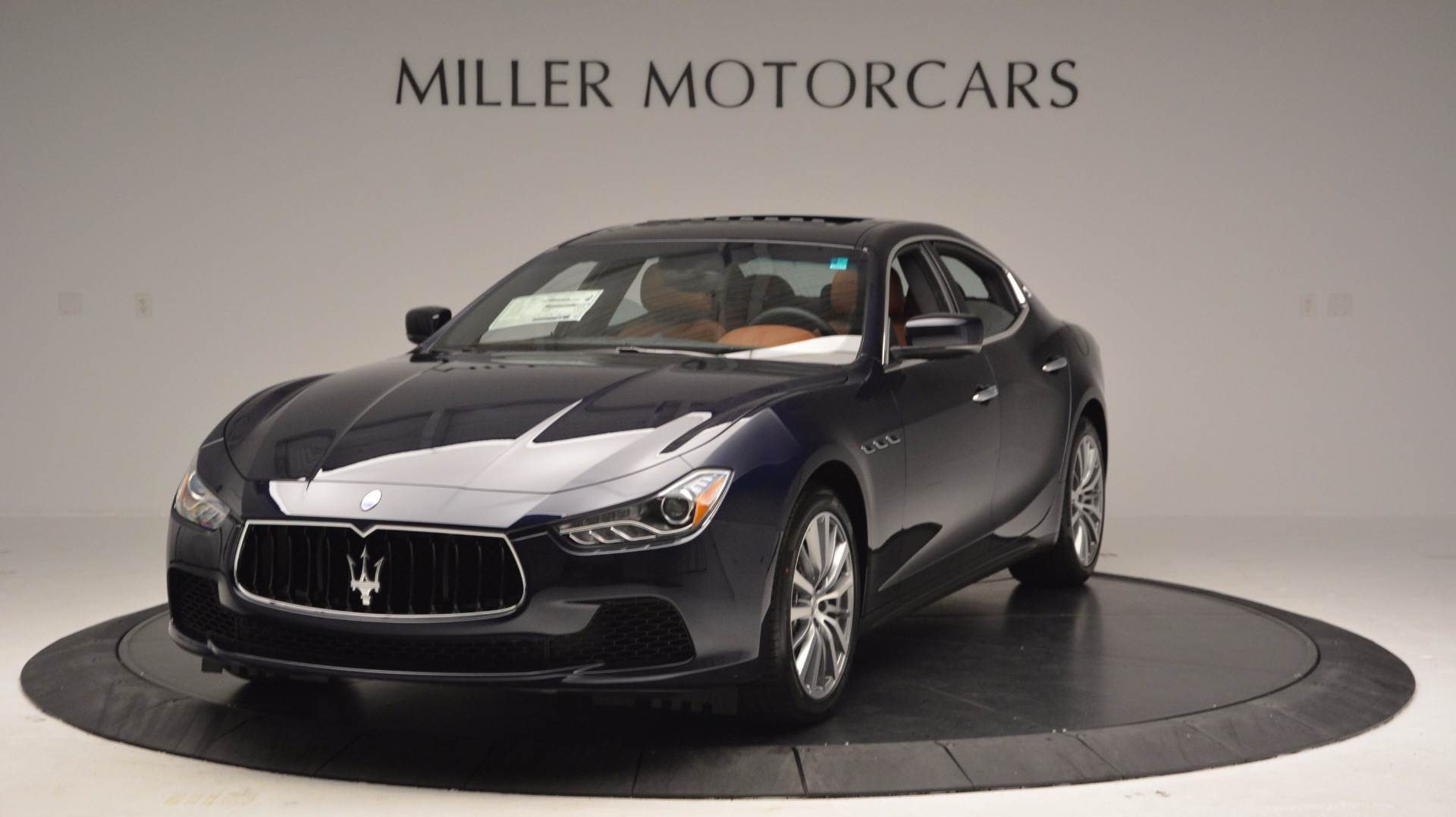 New 2017 Maserati Ghibli S Q4 For Sale In Greenwich, CT. Alfa Romeo of Greenwich, M1856 1110_main