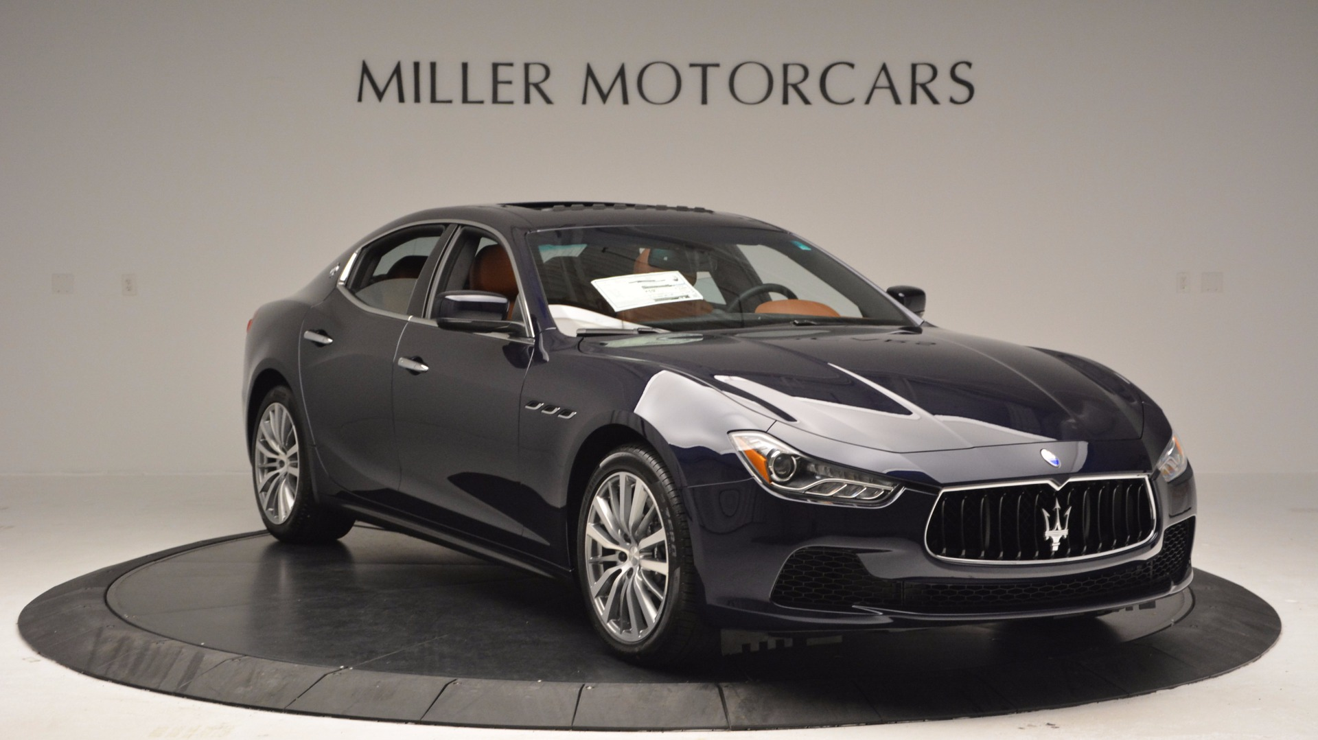 New 2017 Maserati Ghibli S Q4 For Sale In Greenwich, CT. Alfa Romeo of Greenwich, M1856 1110_p11