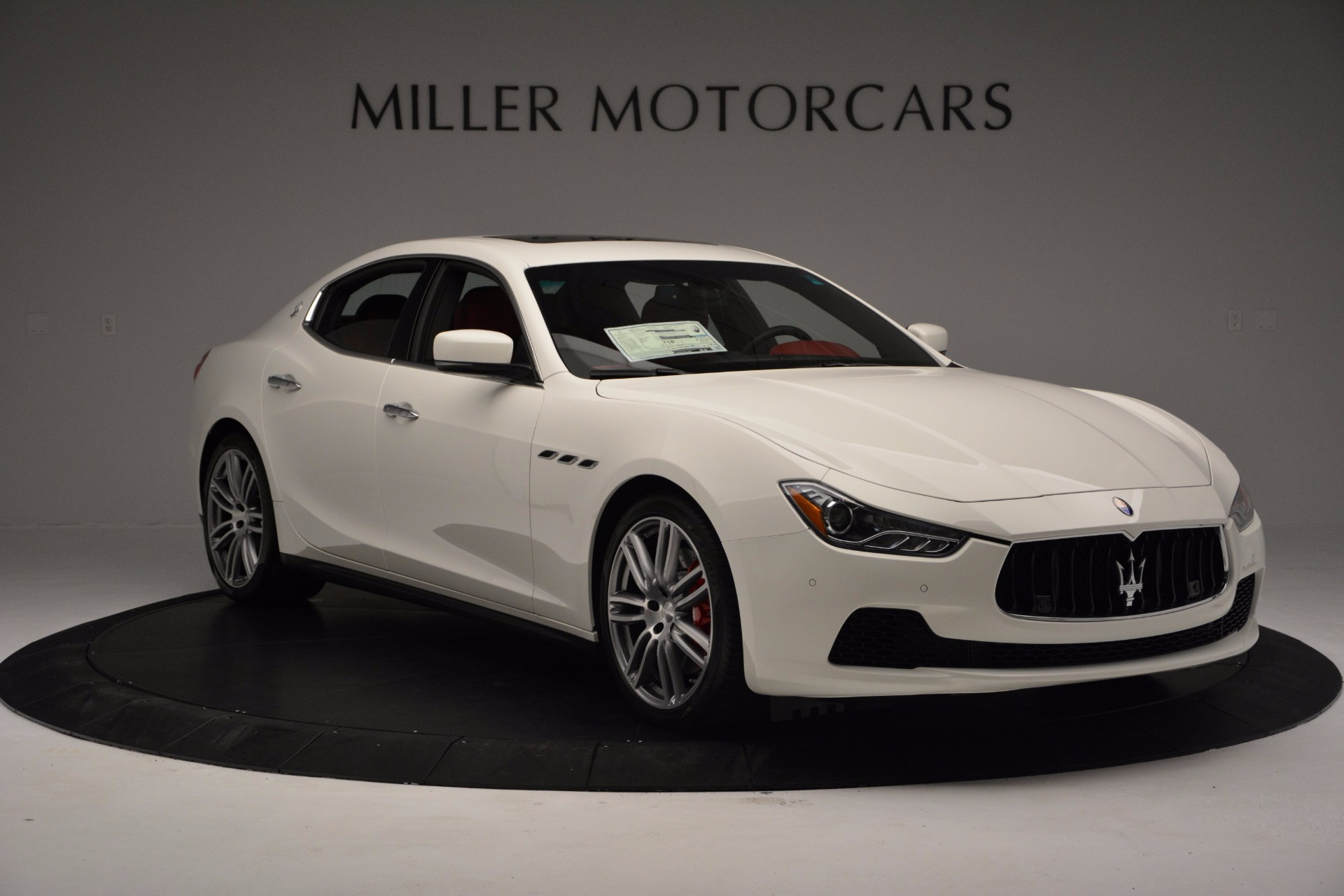 New 2017 Maserati Ghibli S Q4 For Sale In Greenwich, CT. Alfa Romeo of Greenwich, M1857 1111_p11