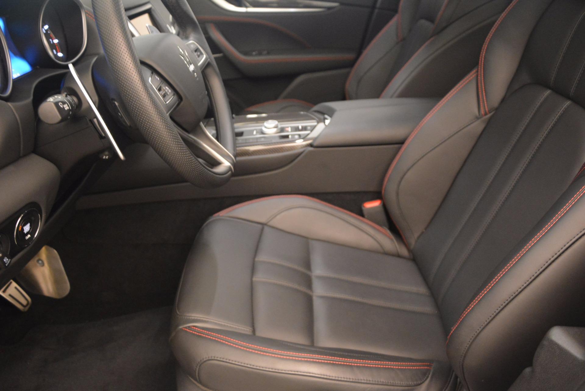Used 2017 Maserati Levante S For Sale In Greenwich, CT. Alfa Romeo of Greenwich, M1847A 1112_p14