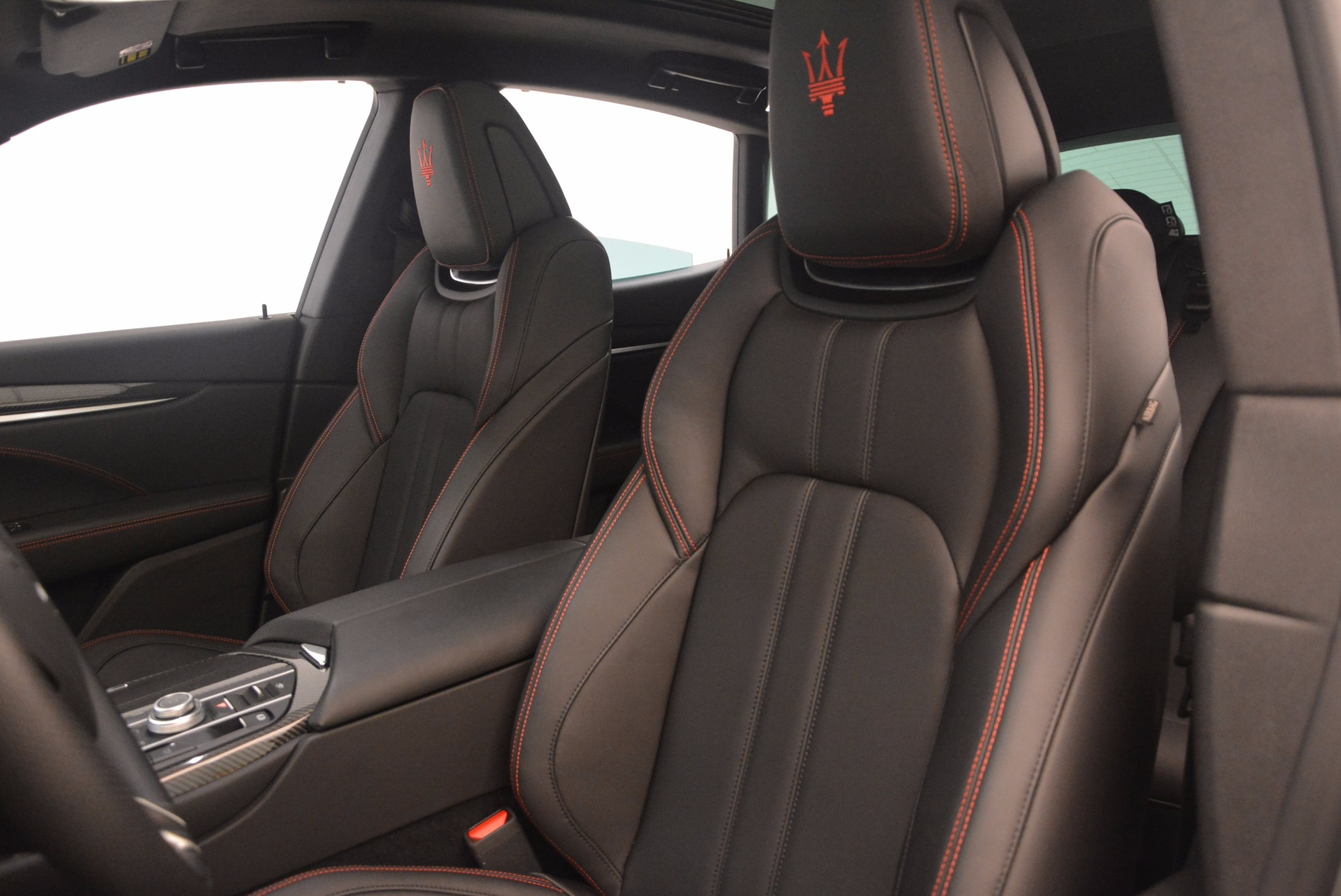 Used 2017 Maserati Levante S For Sale In Greenwich, CT. Alfa Romeo of Greenwich, M1847A 1112_p15