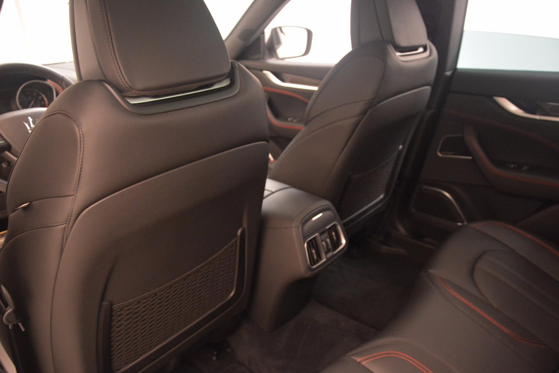 Used 2017 Maserati Levante S For Sale In Greenwich, CT. Alfa Romeo of Greenwich, M1847A 1112_p17