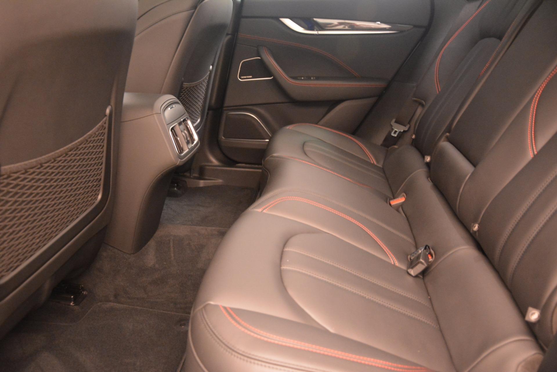 Used 2017 Maserati Levante S For Sale In Greenwich, CT. Alfa Romeo of Greenwich, M1847A 1112_p18