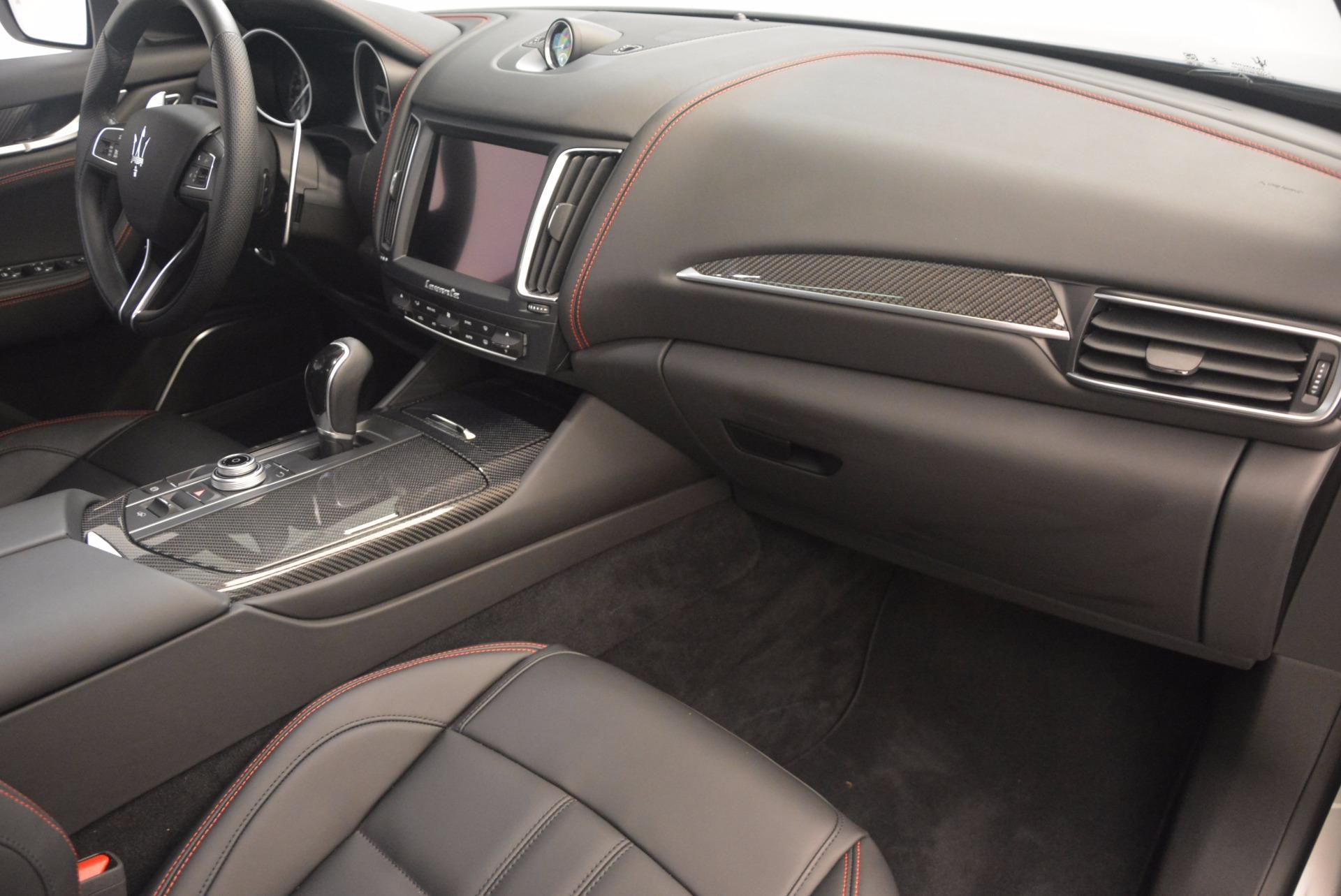 Used 2017 Maserati Levante S For Sale In Greenwich, CT. Alfa Romeo of Greenwich, M1847A 1112_p20