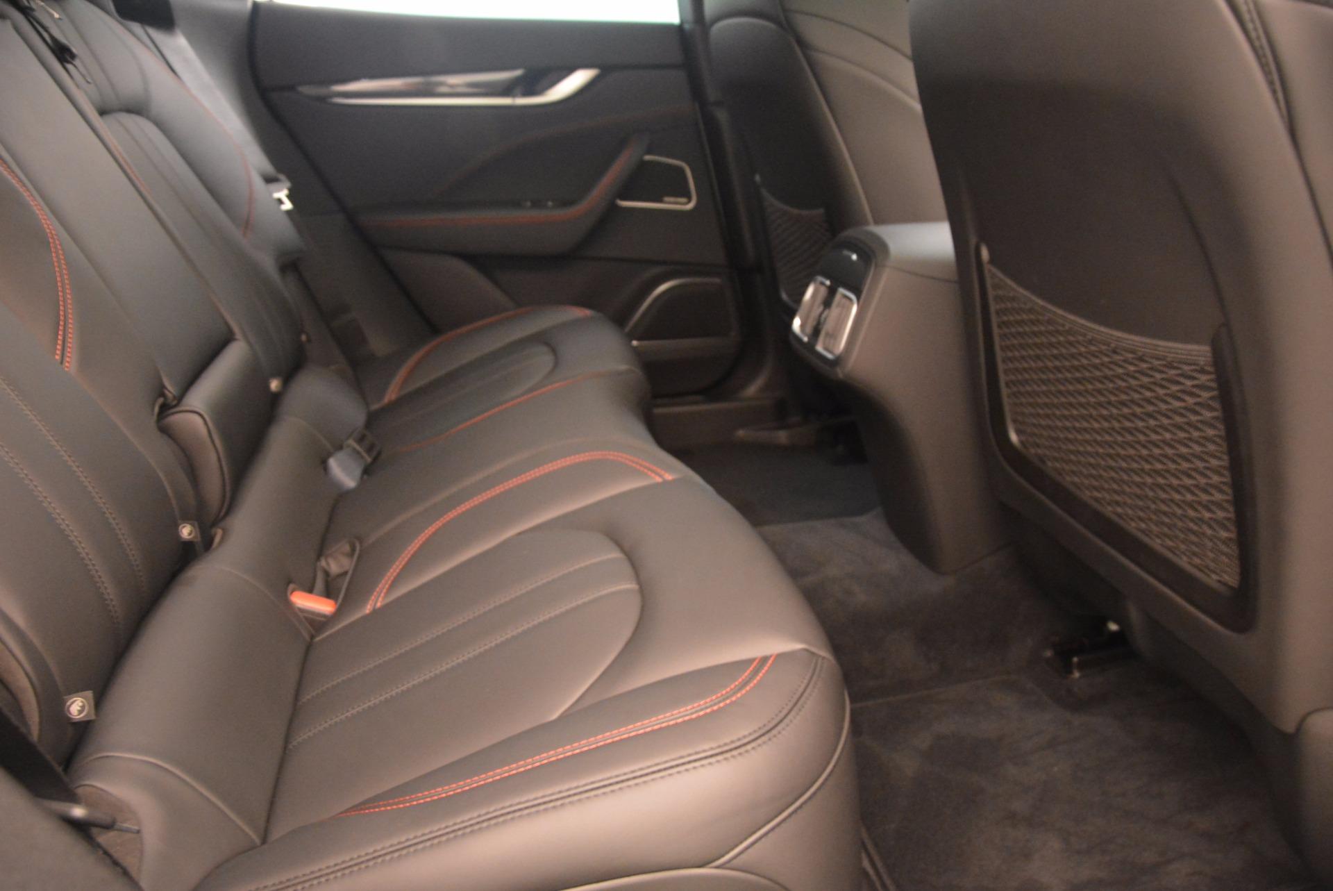 Used 2017 Maserati Levante S For Sale In Greenwich, CT. Alfa Romeo of Greenwich, M1847A 1112_p24