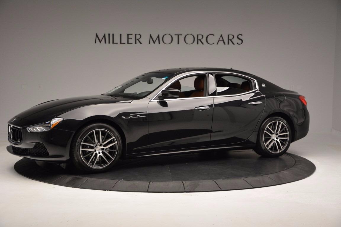 New 2017 Maserati Ghibli S Q4 For Sale In Greenwich, CT. Alfa Romeo of Greenwich, M1861 1113_p2