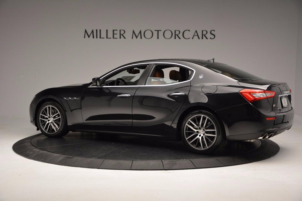 New 2017 Maserati Ghibli S Q4 For Sale In Greenwich, CT. Alfa Romeo of Greenwich, M1861 1113_p4