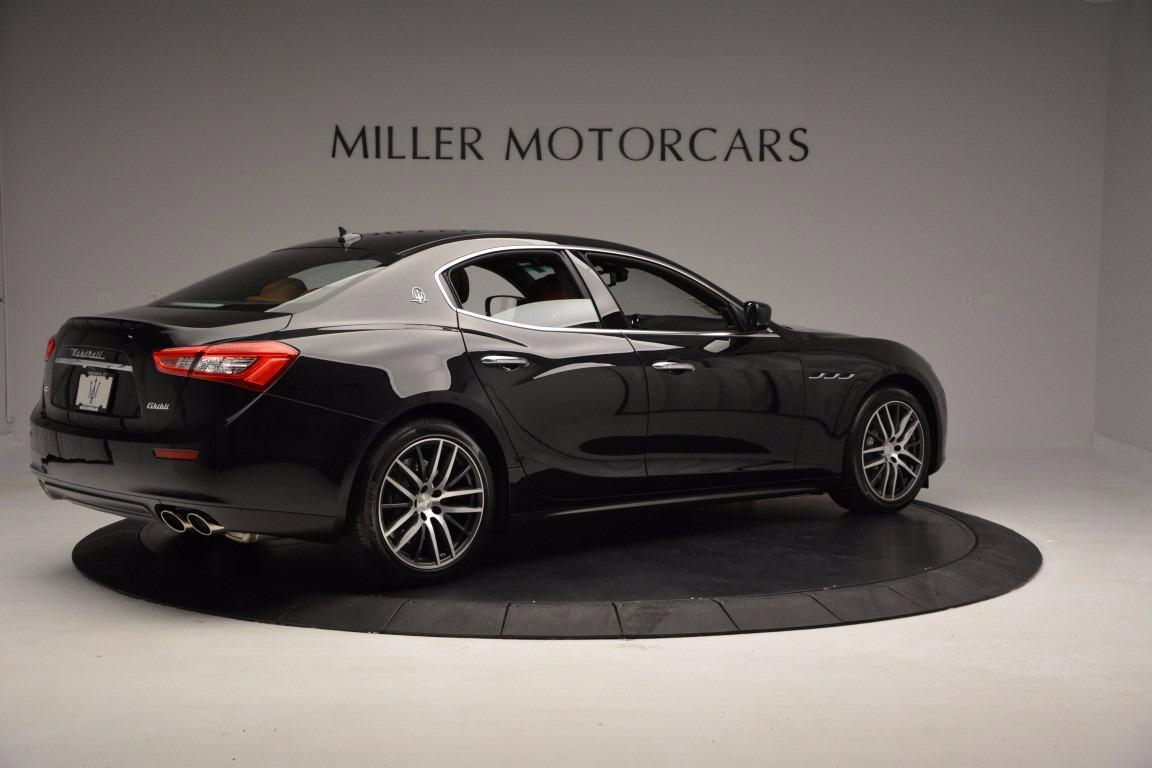 New 2017 Maserati Ghibli S Q4 For Sale In Greenwich, CT. Alfa Romeo of Greenwich, M1861 1113_p7