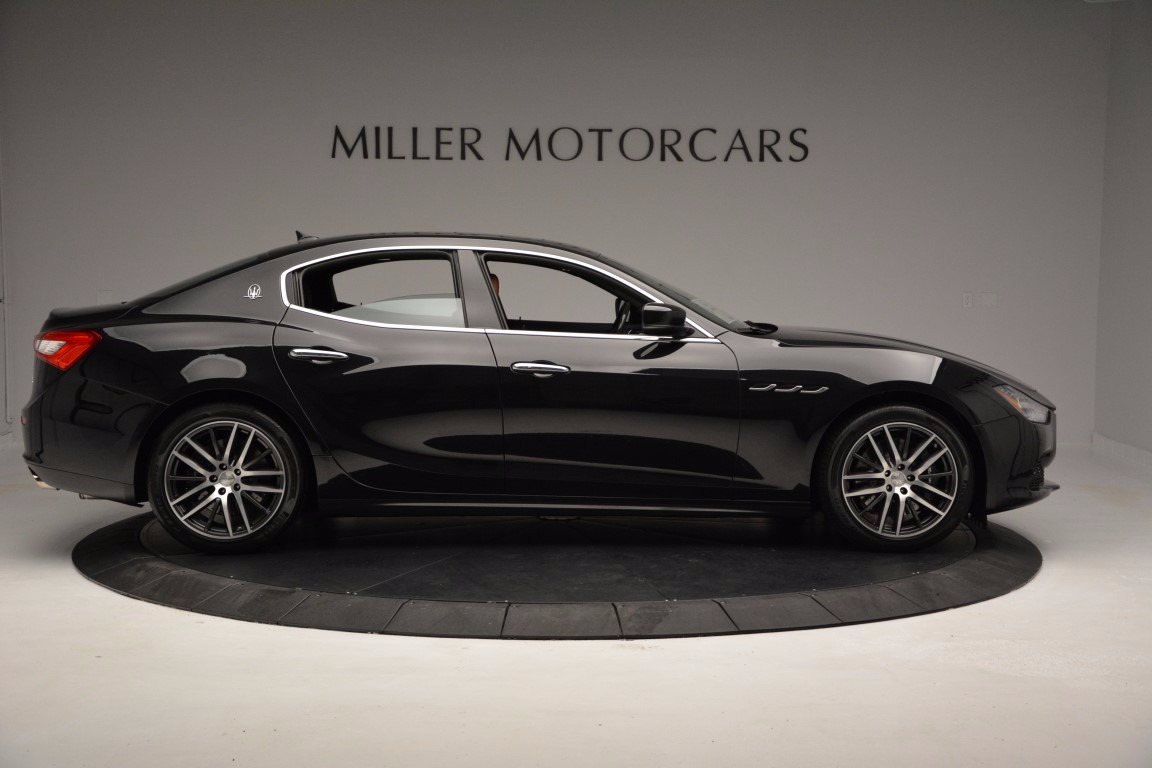 New 2017 Maserati Ghibli S Q4 For Sale In Greenwich, CT. Alfa Romeo of Greenwich, M1861 1113_p8