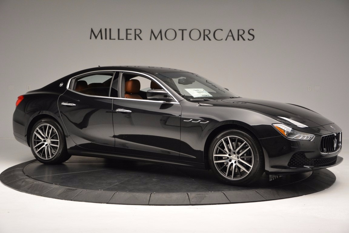 New 2017 Maserati Ghibli S Q4 For Sale In Greenwich, CT. Alfa Romeo of Greenwich, M1861 1113_p9