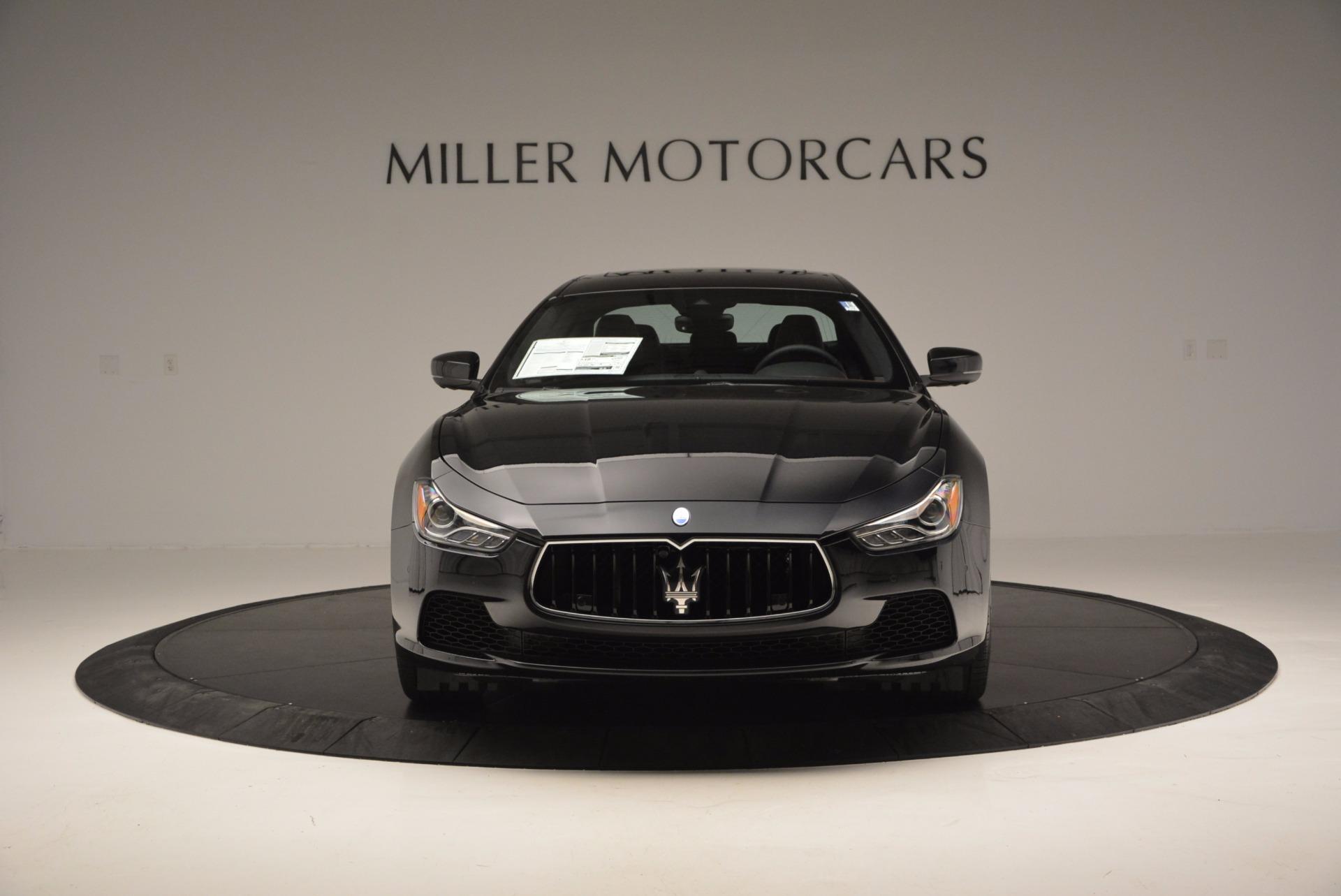 New 2017 Maserati Ghibli S Q4 For Sale In Greenwich, CT. Alfa Romeo of Greenwich, M1860 1114_p12